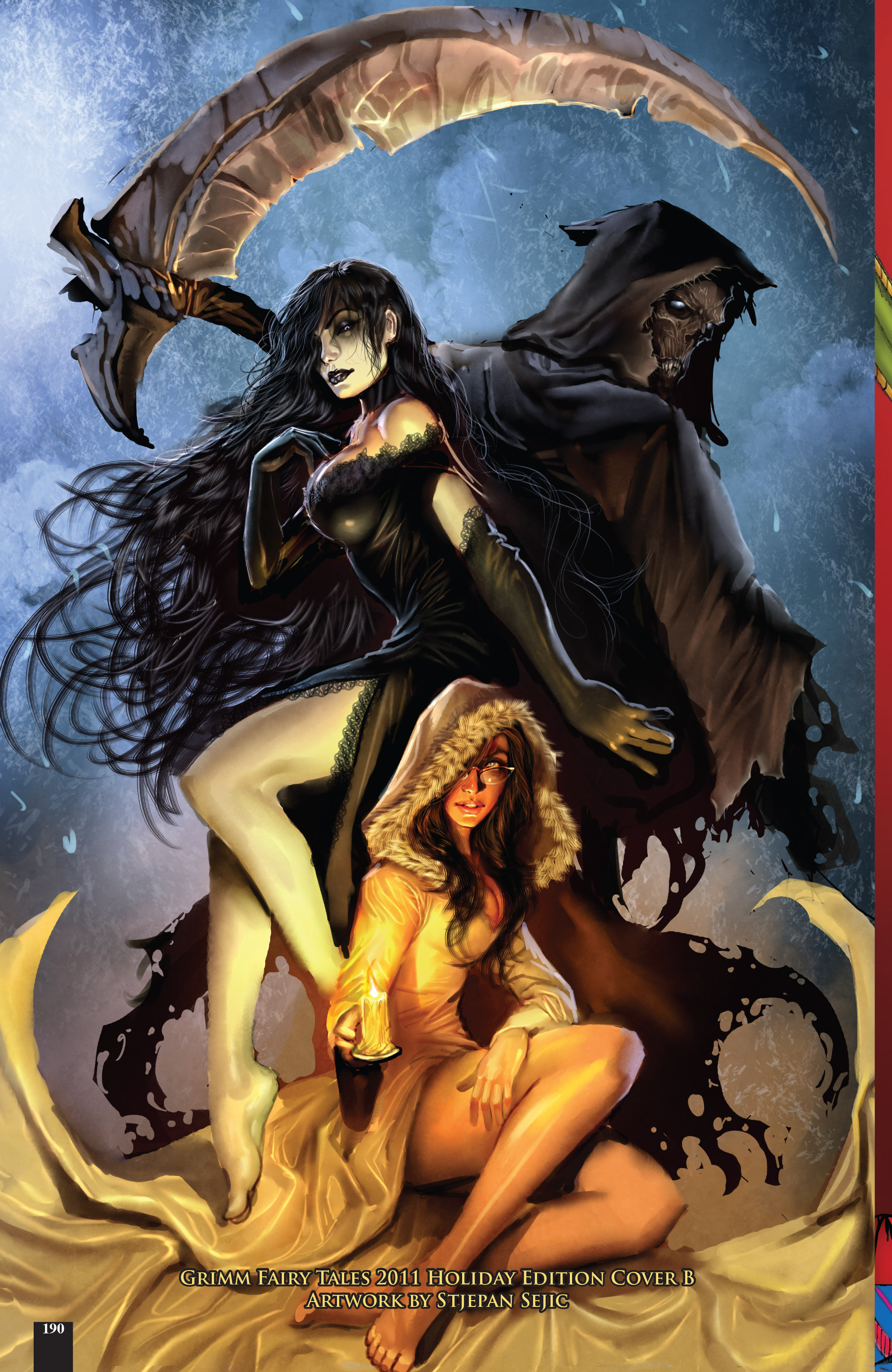 Read online Grimm Fairy Tales: Different Seasons comic -  Issue # TPB 2 - 187