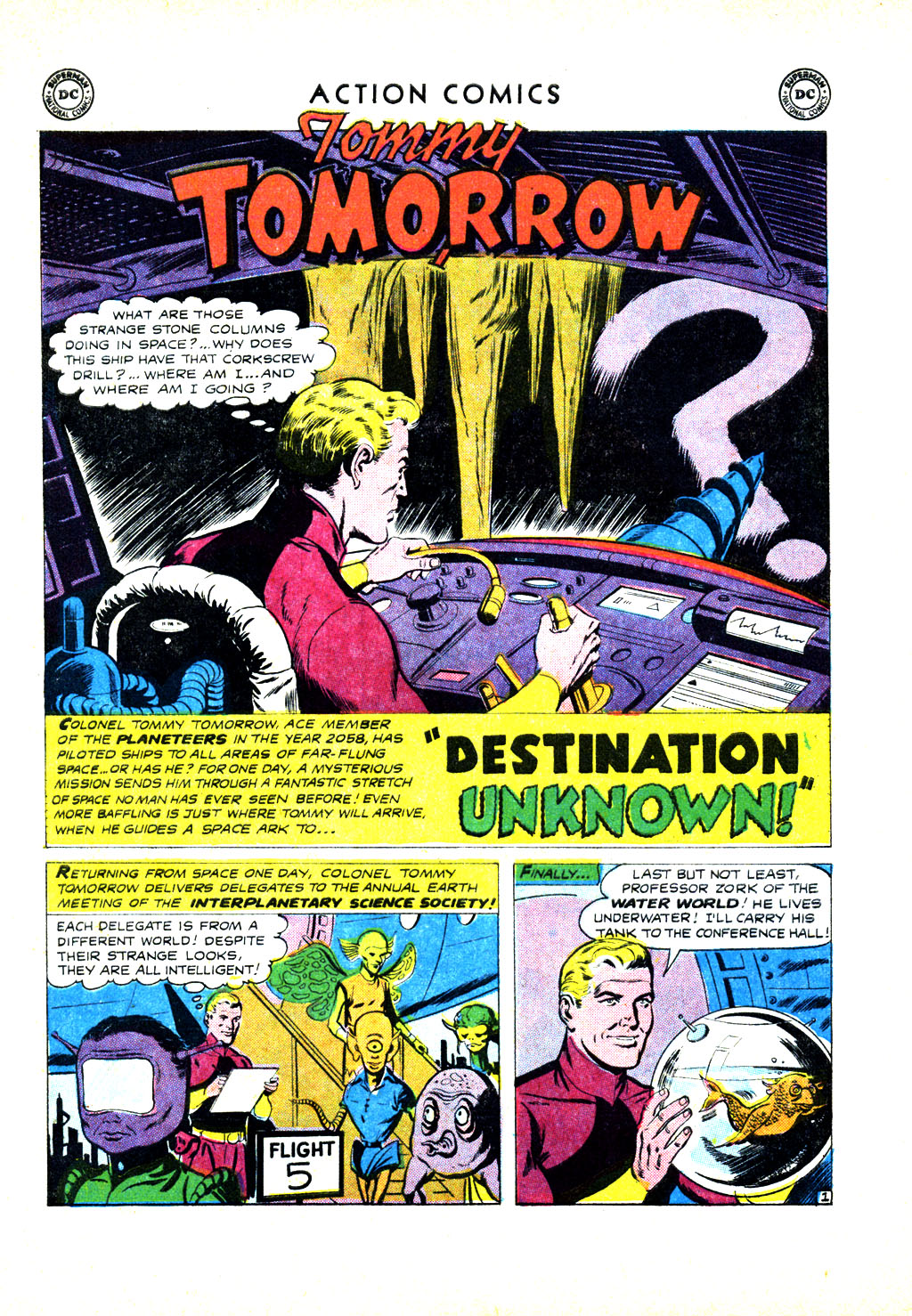 Read online Action Comics (1938) comic -  Issue #246 - 27