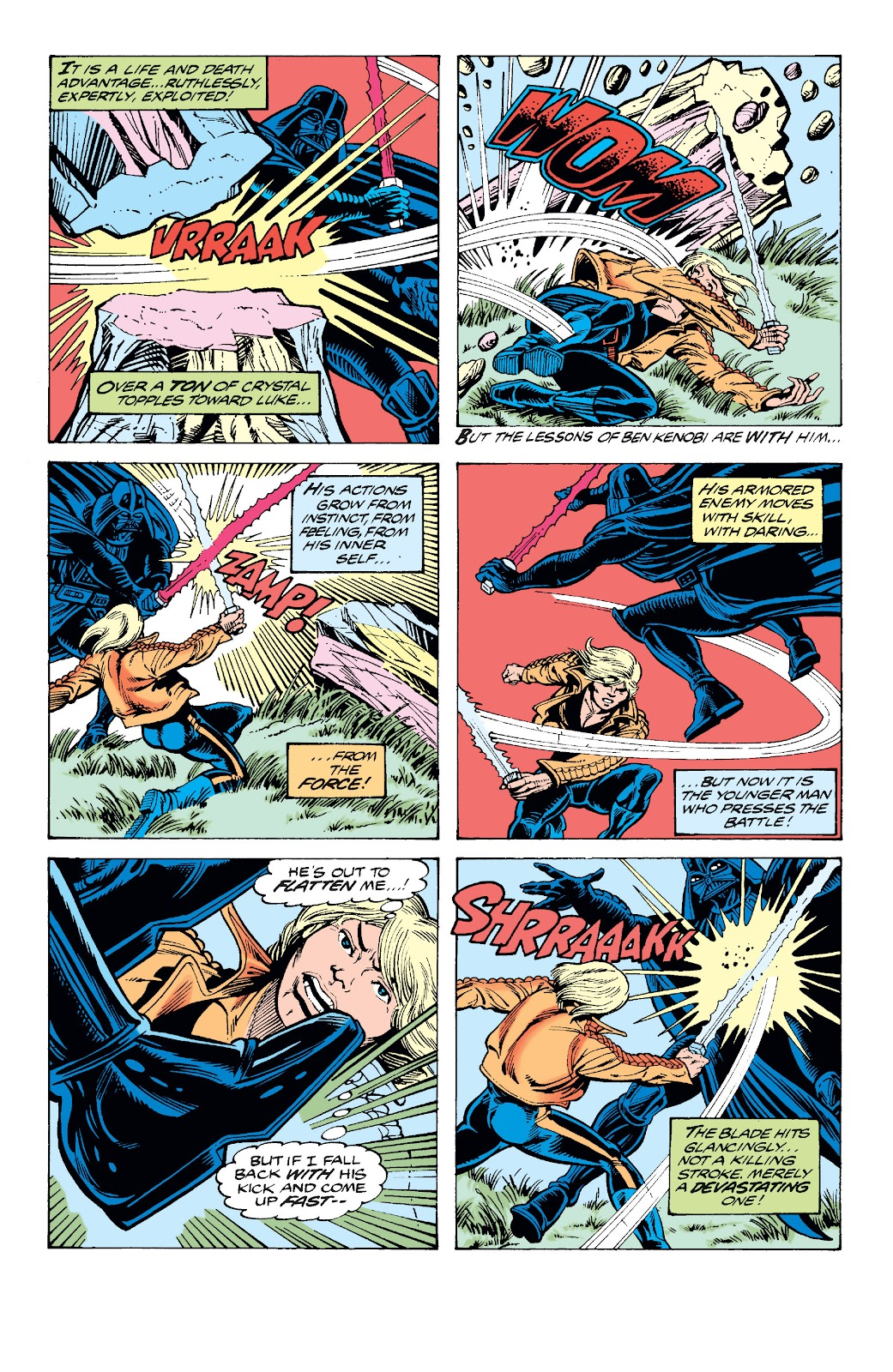 Read online Star Wars Legends: The Original Marvel Years - Epic Collection comic -  Issue # TPB 2 (Part 3) - 88