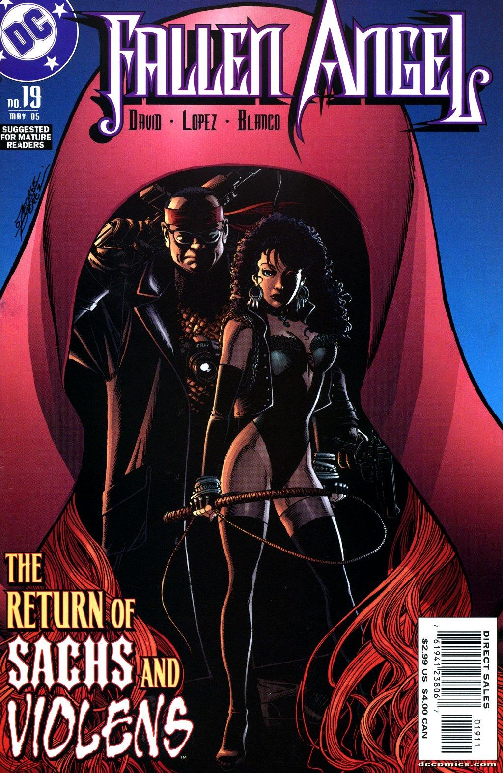 Read online Fallen Angel (2003) comic -  Issue #19 - 1