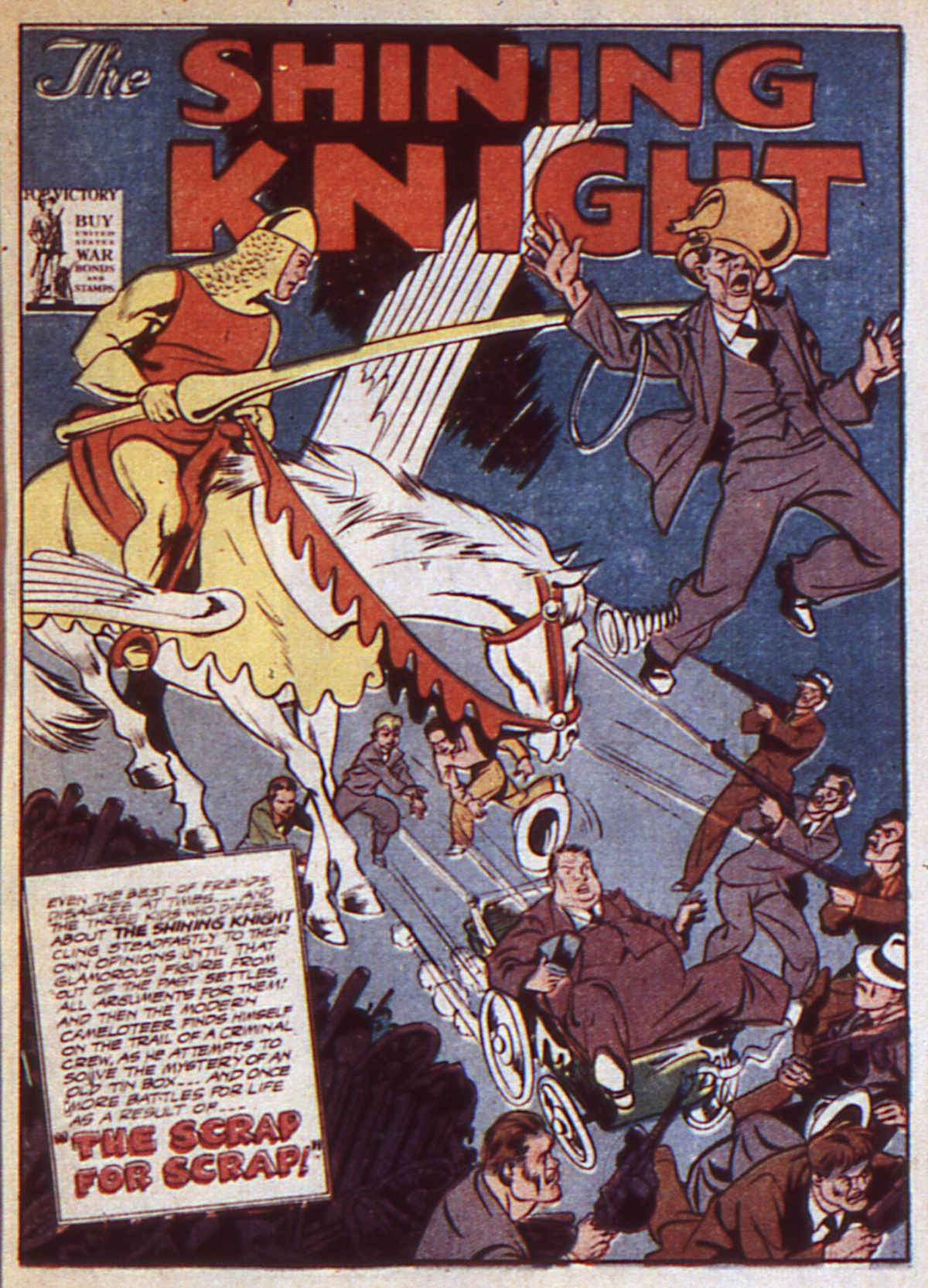 Read online Adventure Comics (1938) comic -  Issue #85 - 27