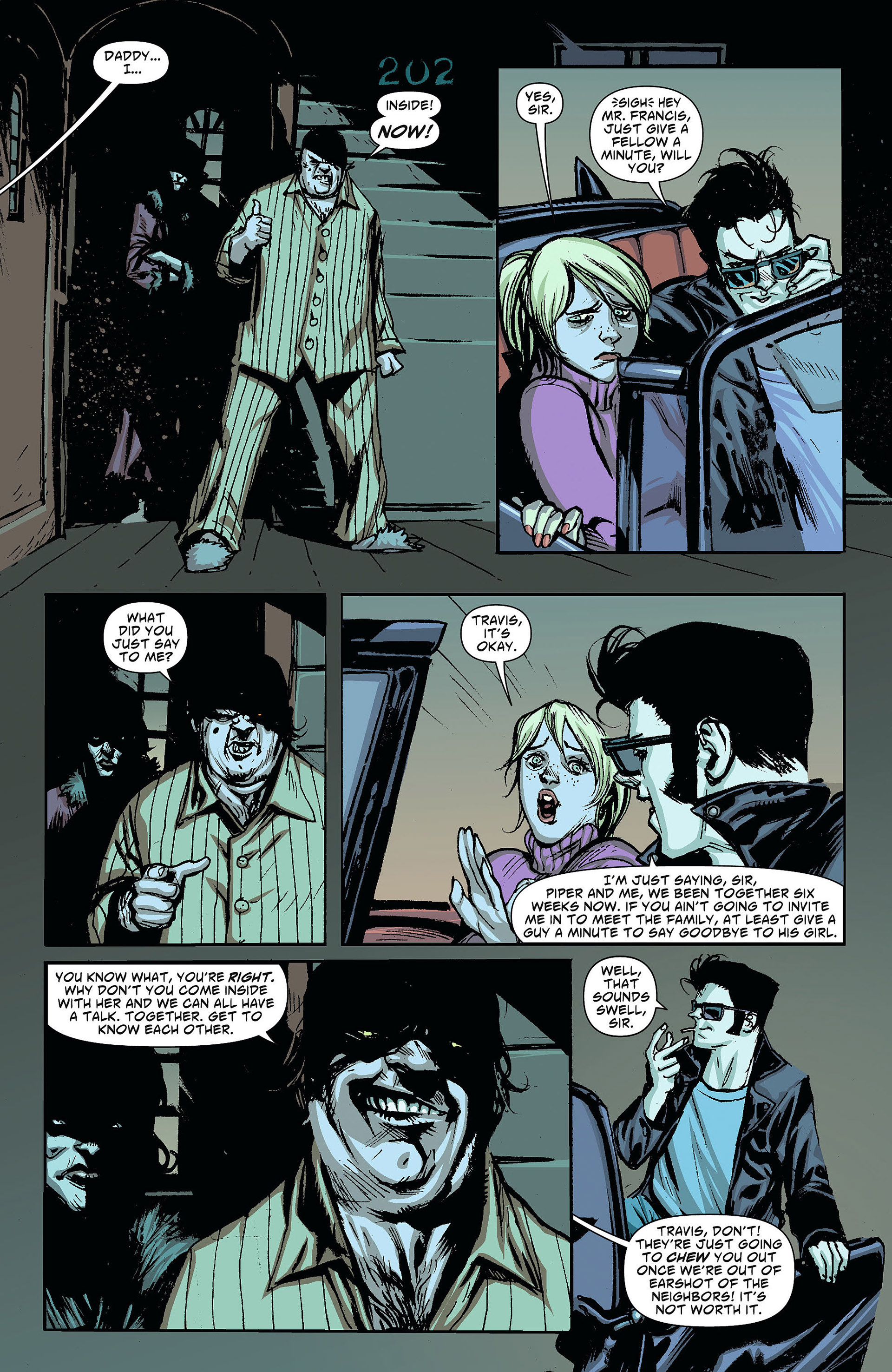 Read online American Vampire comic -  Issue #22 - 7