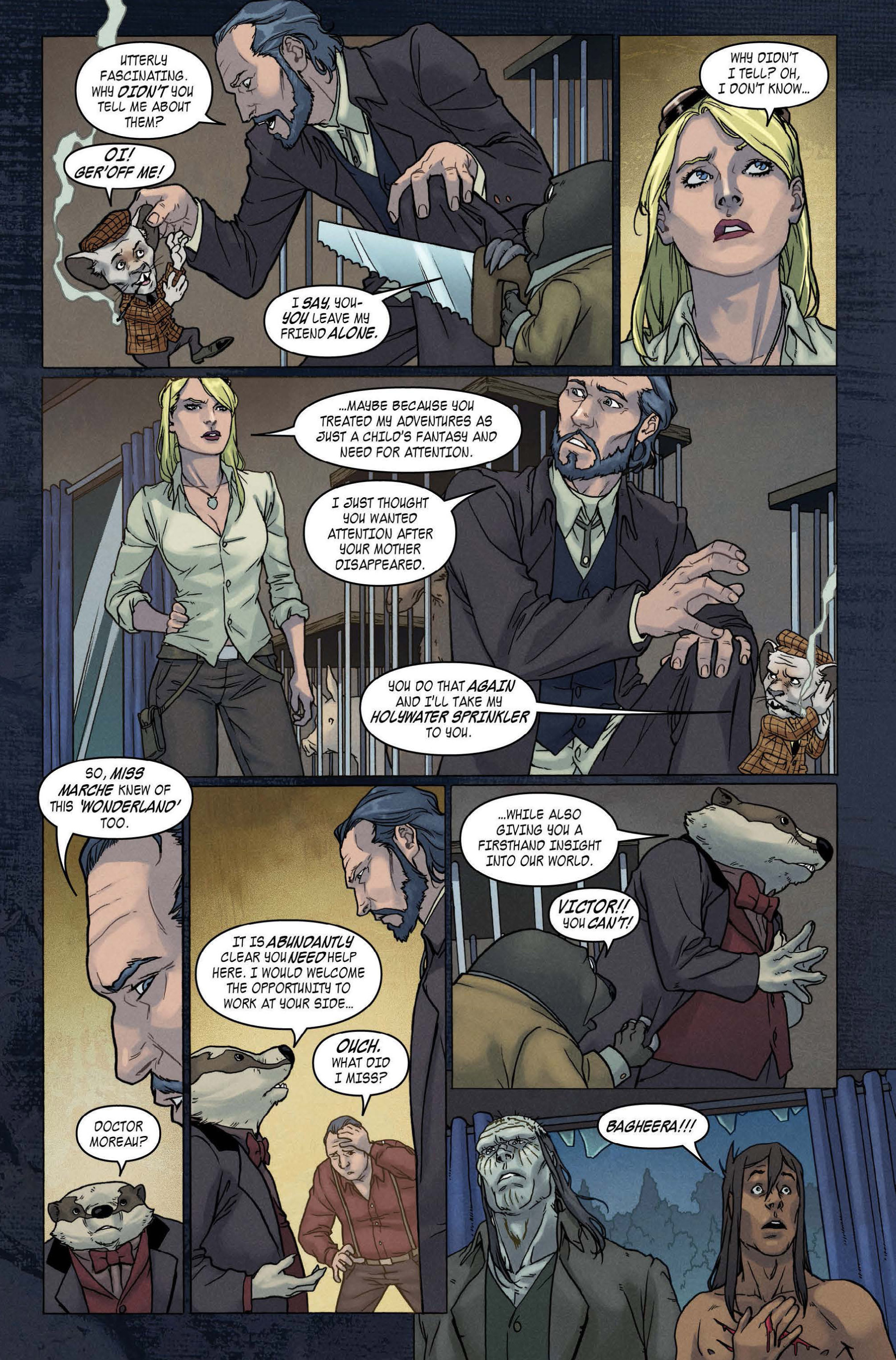 Read online A1 comic -  Issue #6 - 11