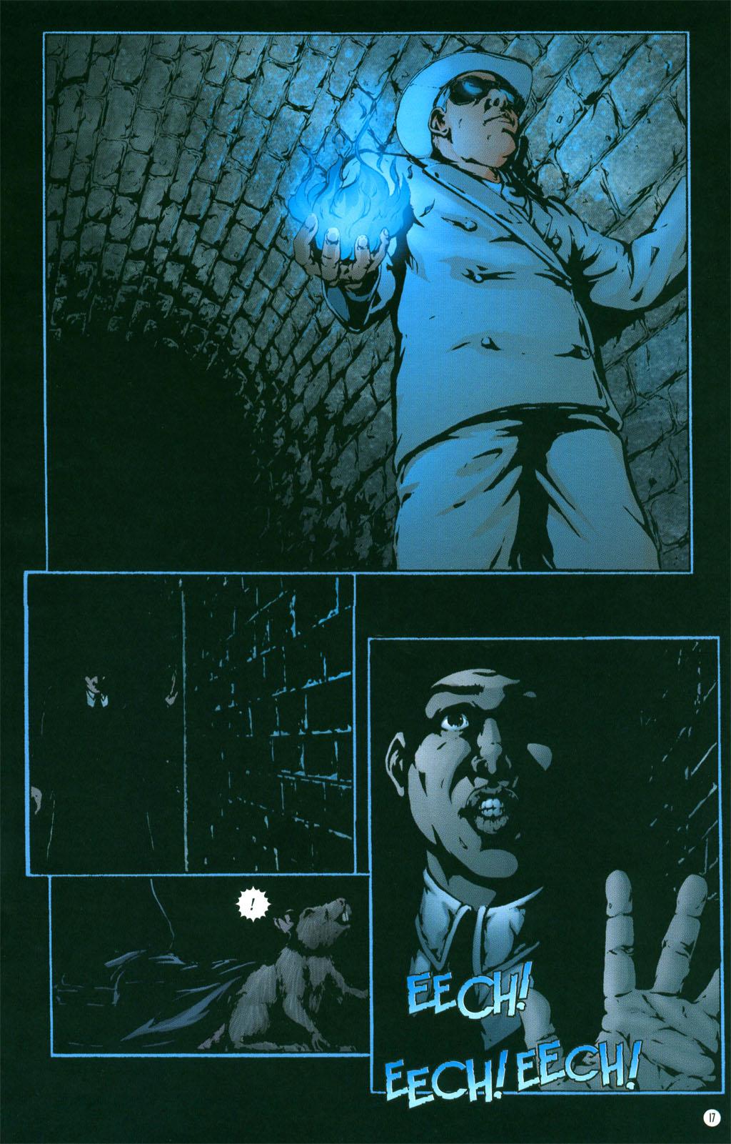 Read online Rex Mundi comic -  Issue #4 - 19