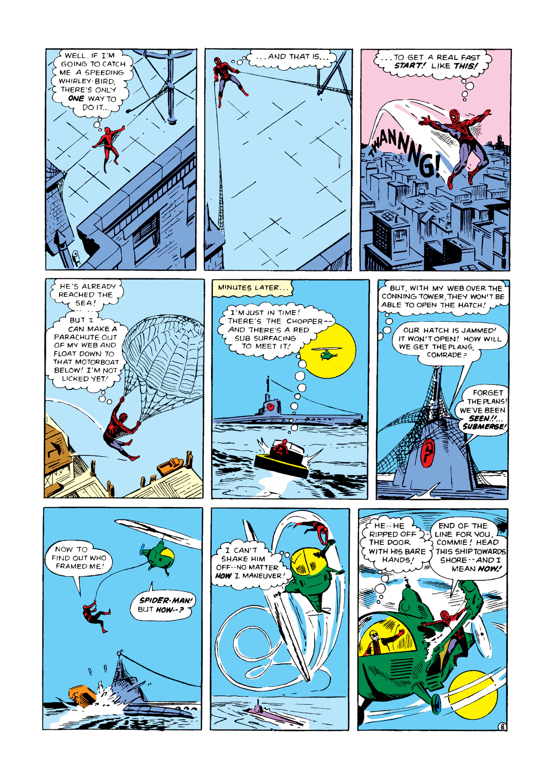 The Amazing Spider-Man (1963) 1 Page 22