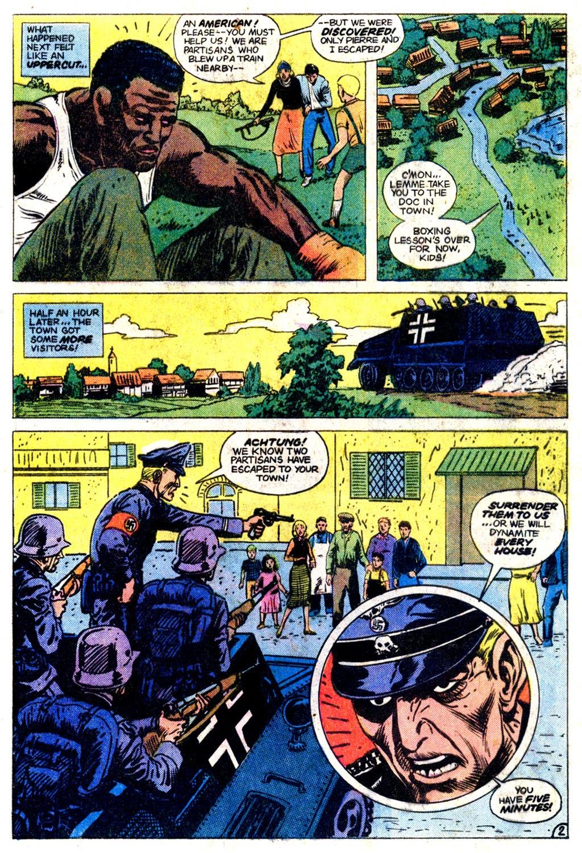 Read online Sgt. Rock comic -  Issue #358 - 27