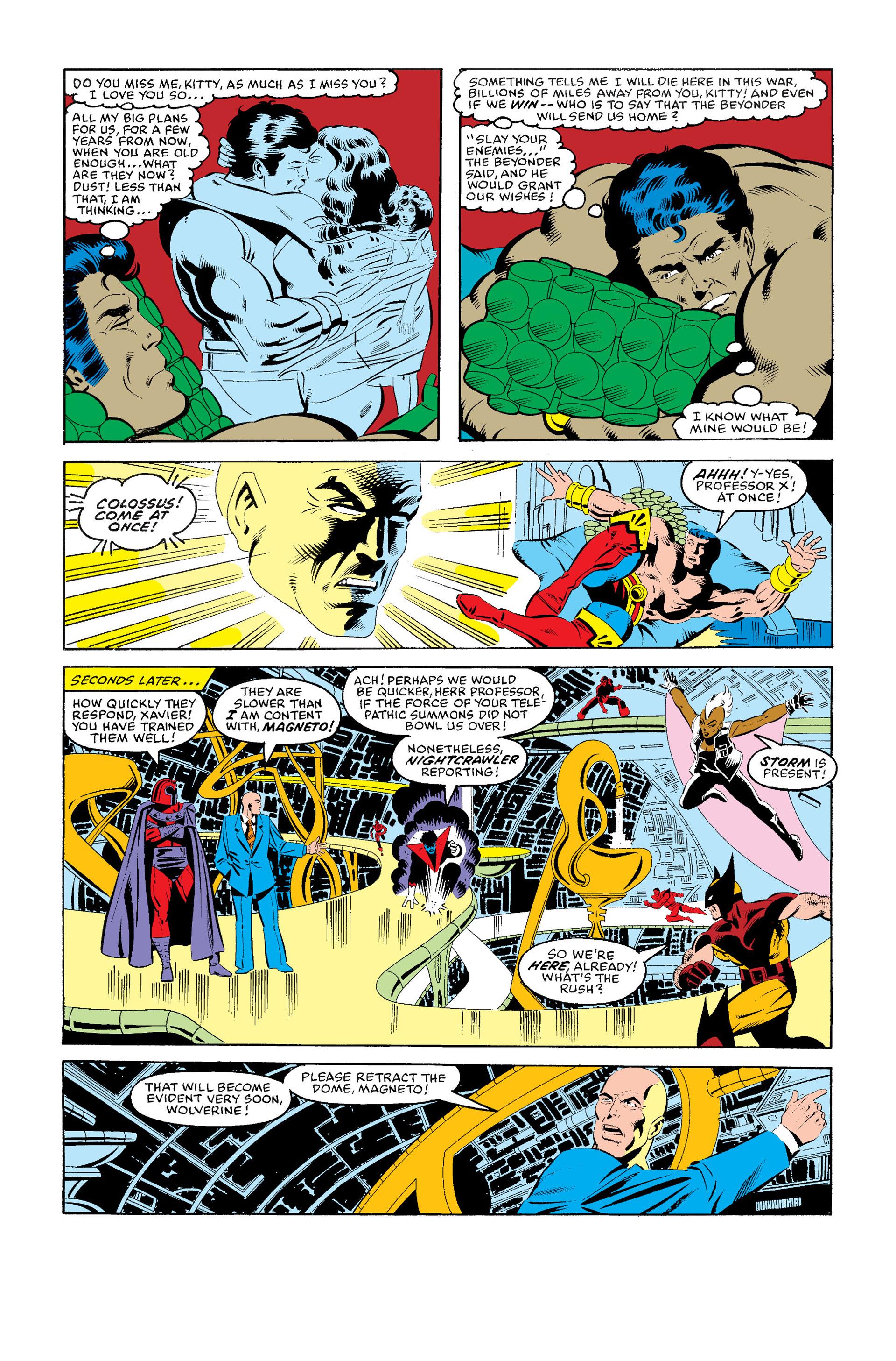 Read online Secret Wars (1985) comic -  Issue #5 - 7