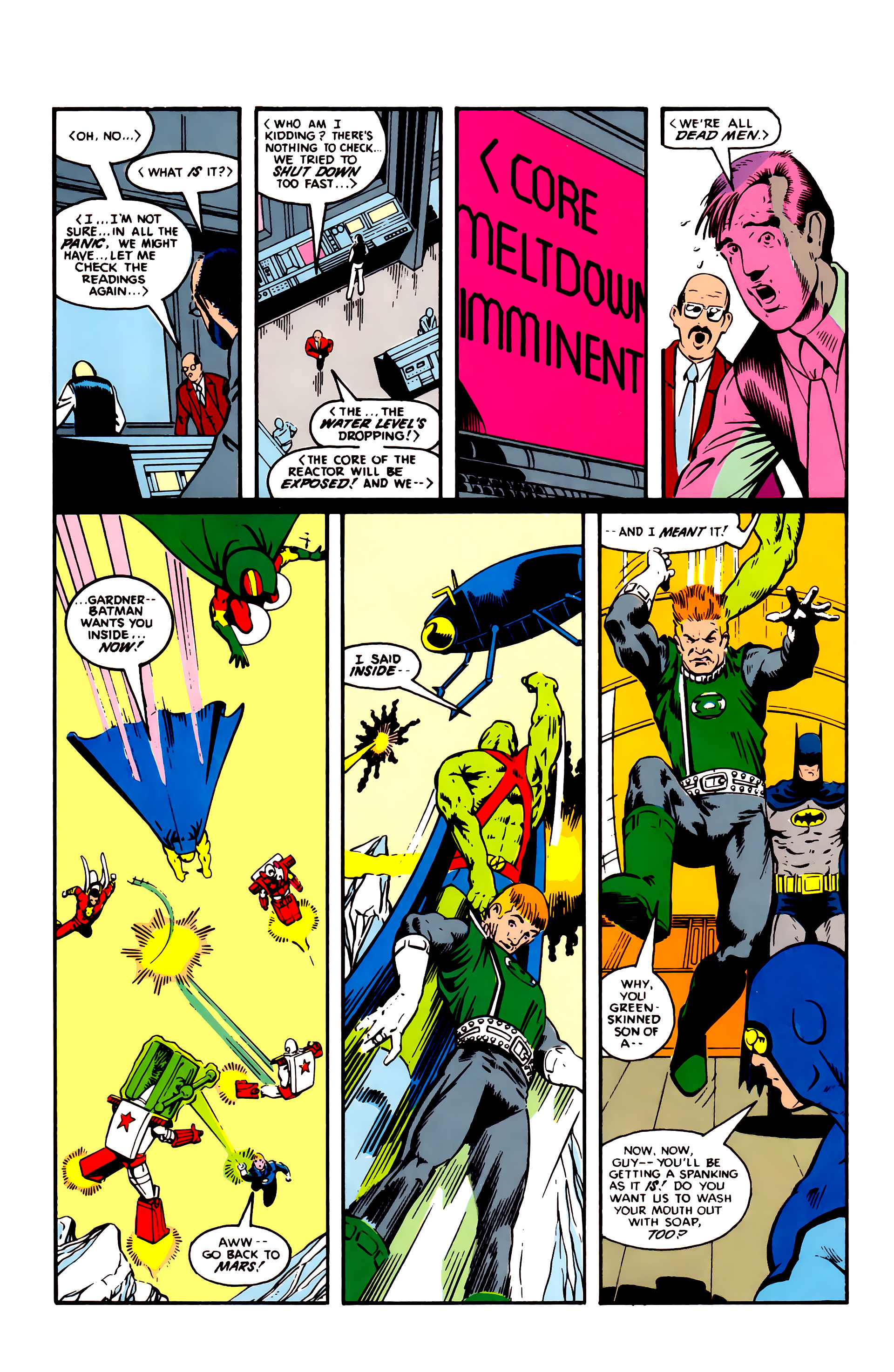 Read online Justice League (1987) comic -  Issue #3 - 14