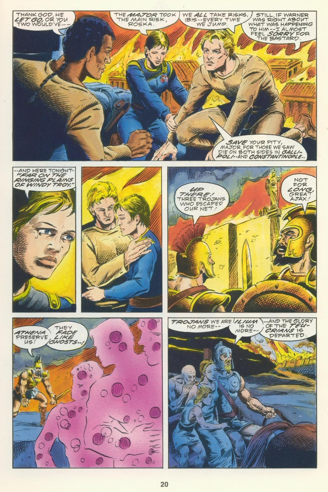 Warhawks issue 4 - Page 22