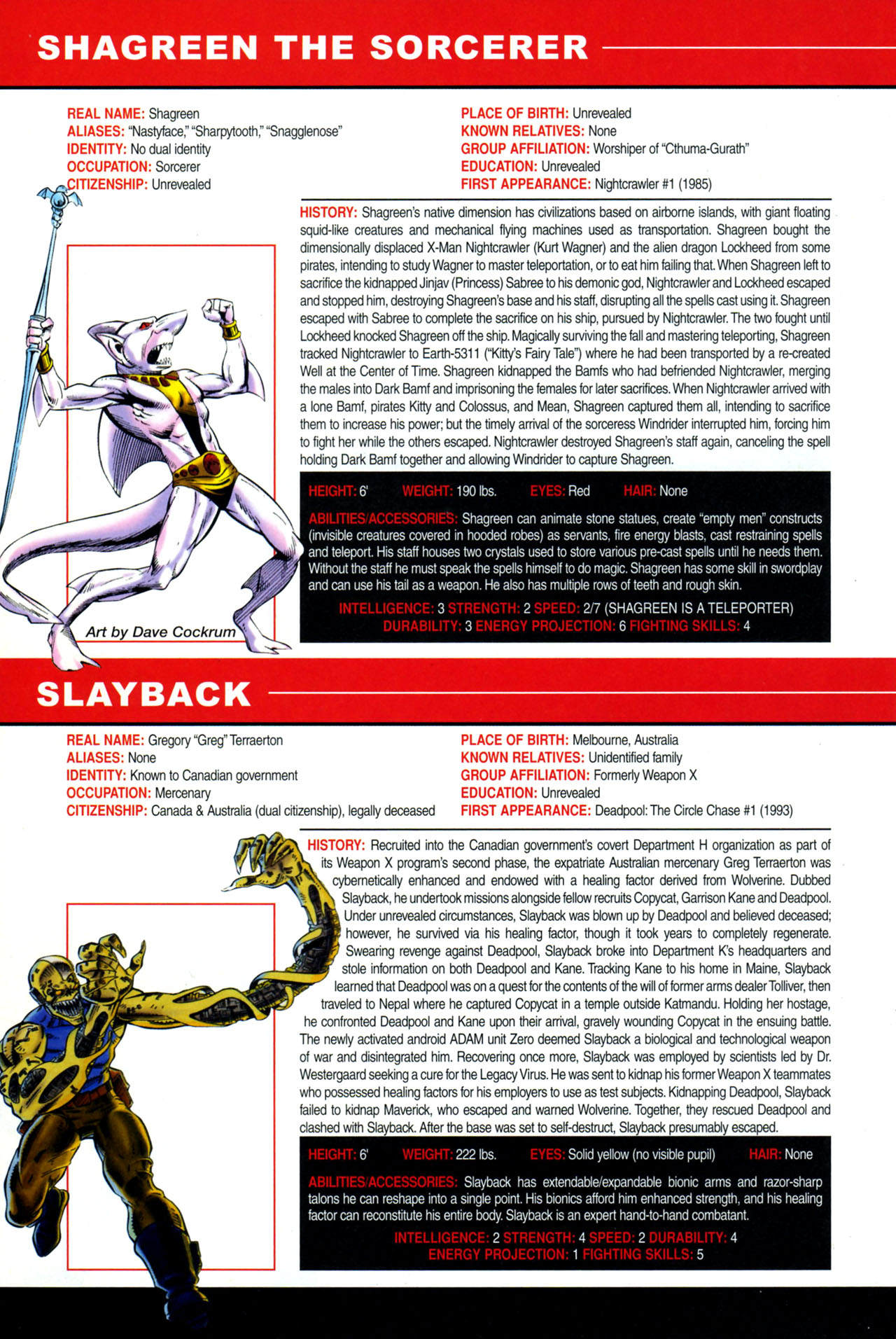 Read online All-New Official Handbook of the Marvel Universe A to Z: Update comic -  Issue #4 - 66