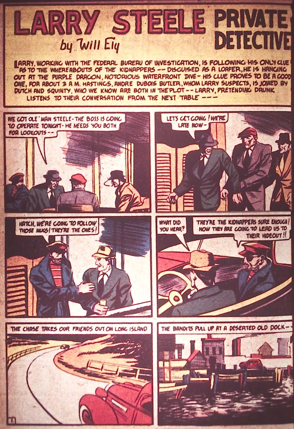 Detective Comics (1937) 8 Page 9