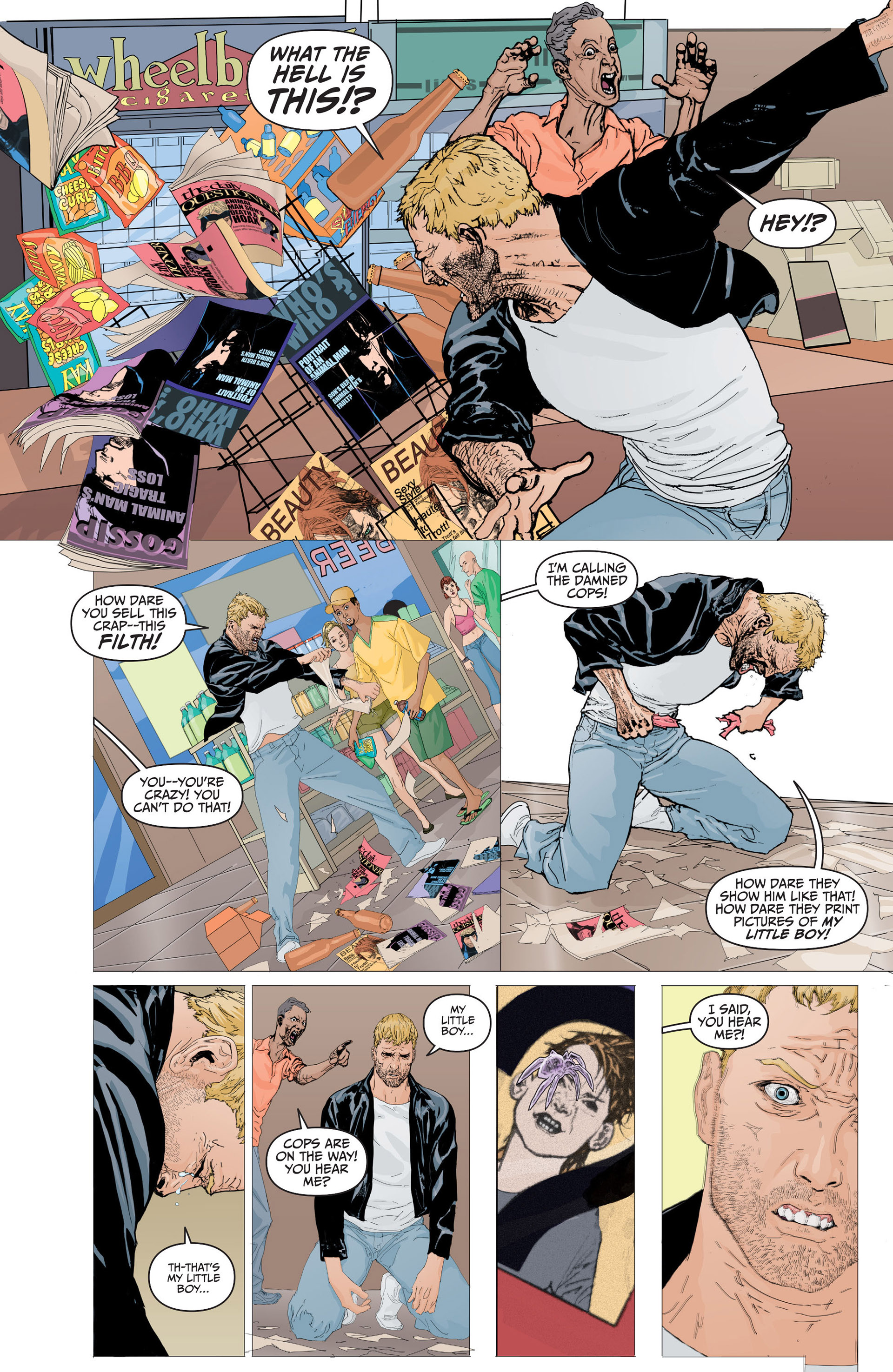 Read online Animal Man (2011) comic -  Issue #Animal Man (2011) _Annual 2 - 4