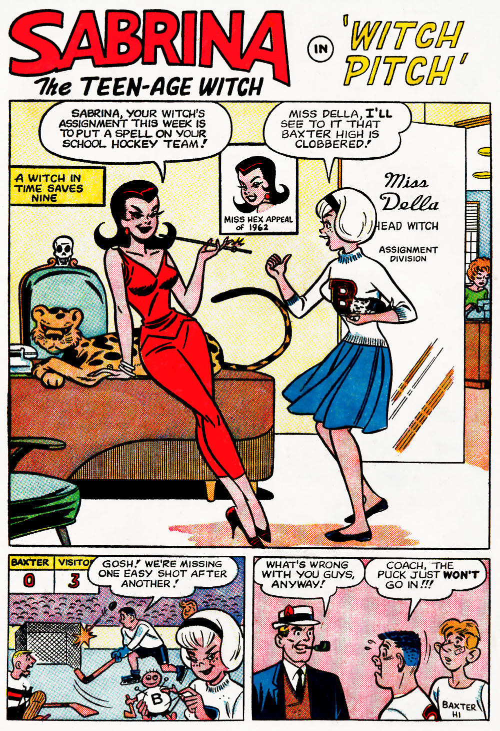 Archie's Madhouse issue 24 - Page 12