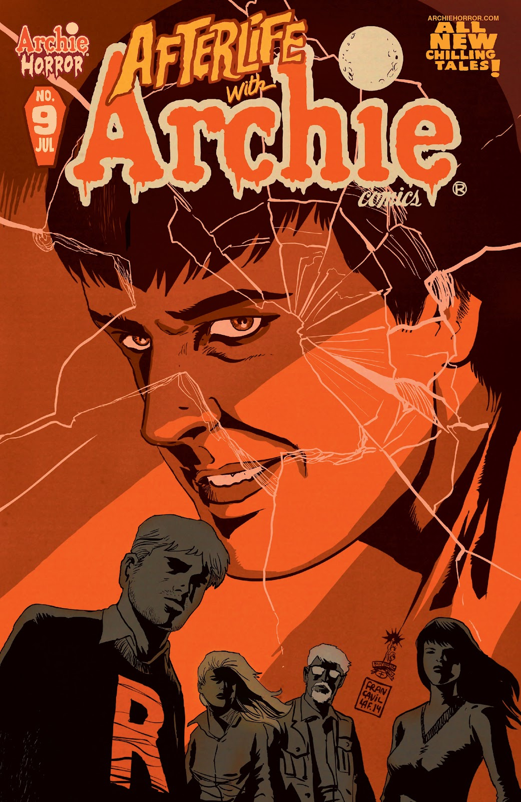 Afterlife with Archie issue 9 - Page 1