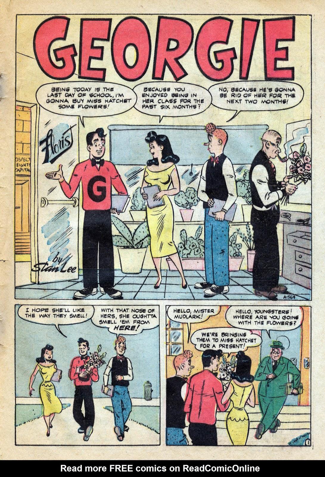 Georgie Comics (1949) issue 39 - Page 29