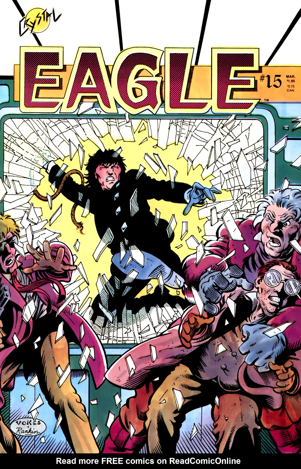 Eagle issue 15 - Page 1