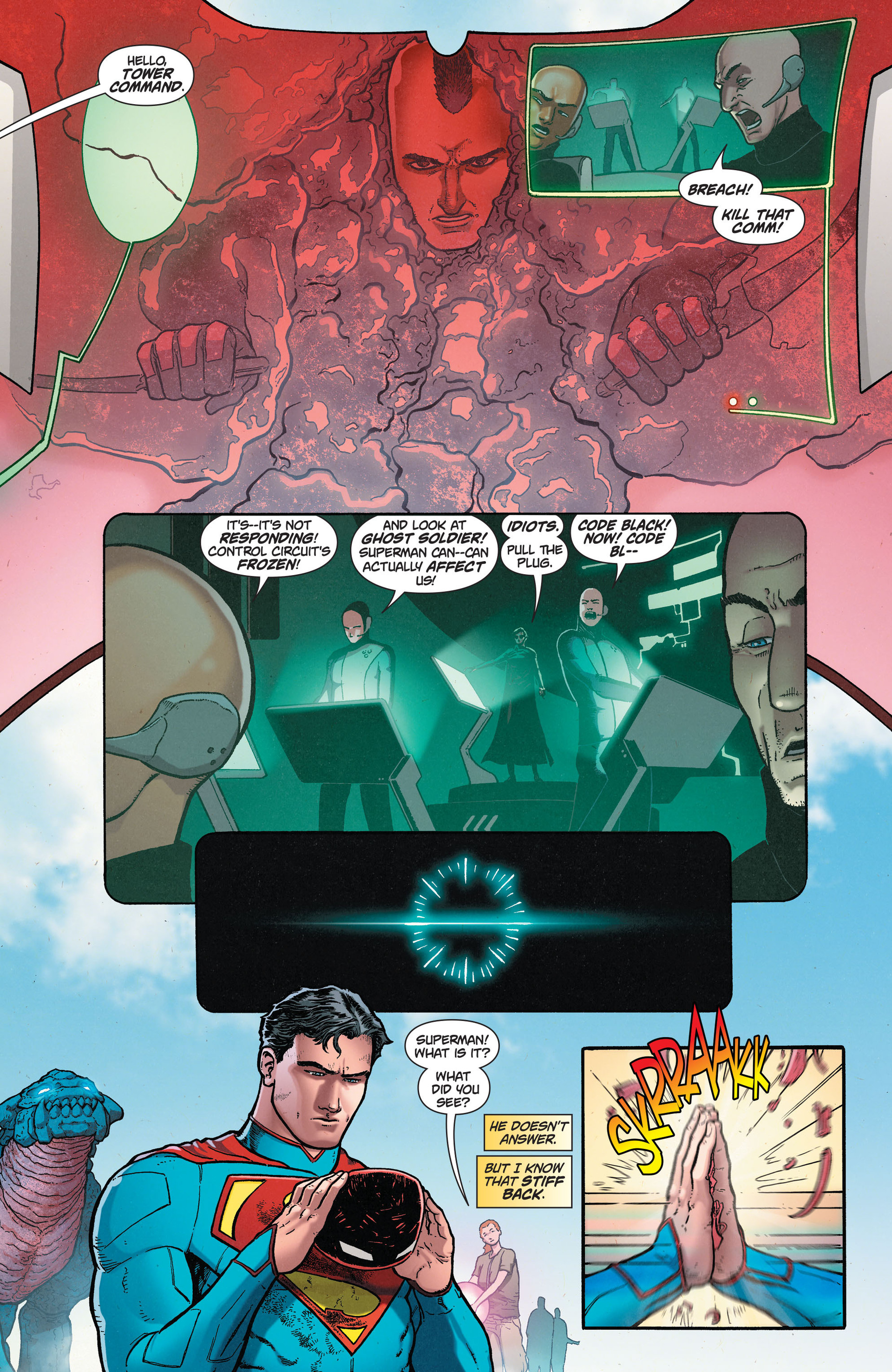 Read online Action Comics (2011) comic -  Issue #29 - 11