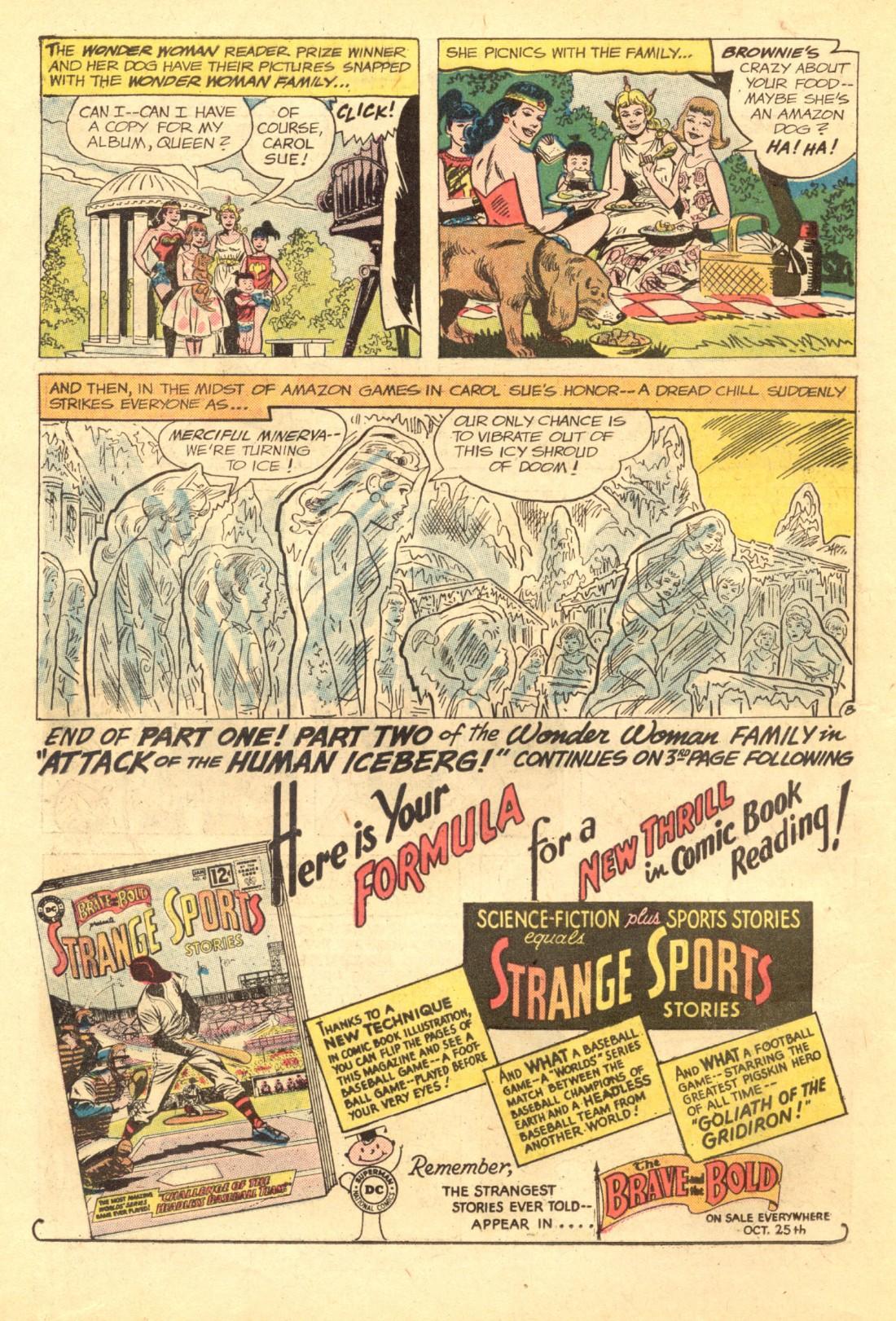 Read online Wonder Woman (1942) comic -  Issue #135 - 10