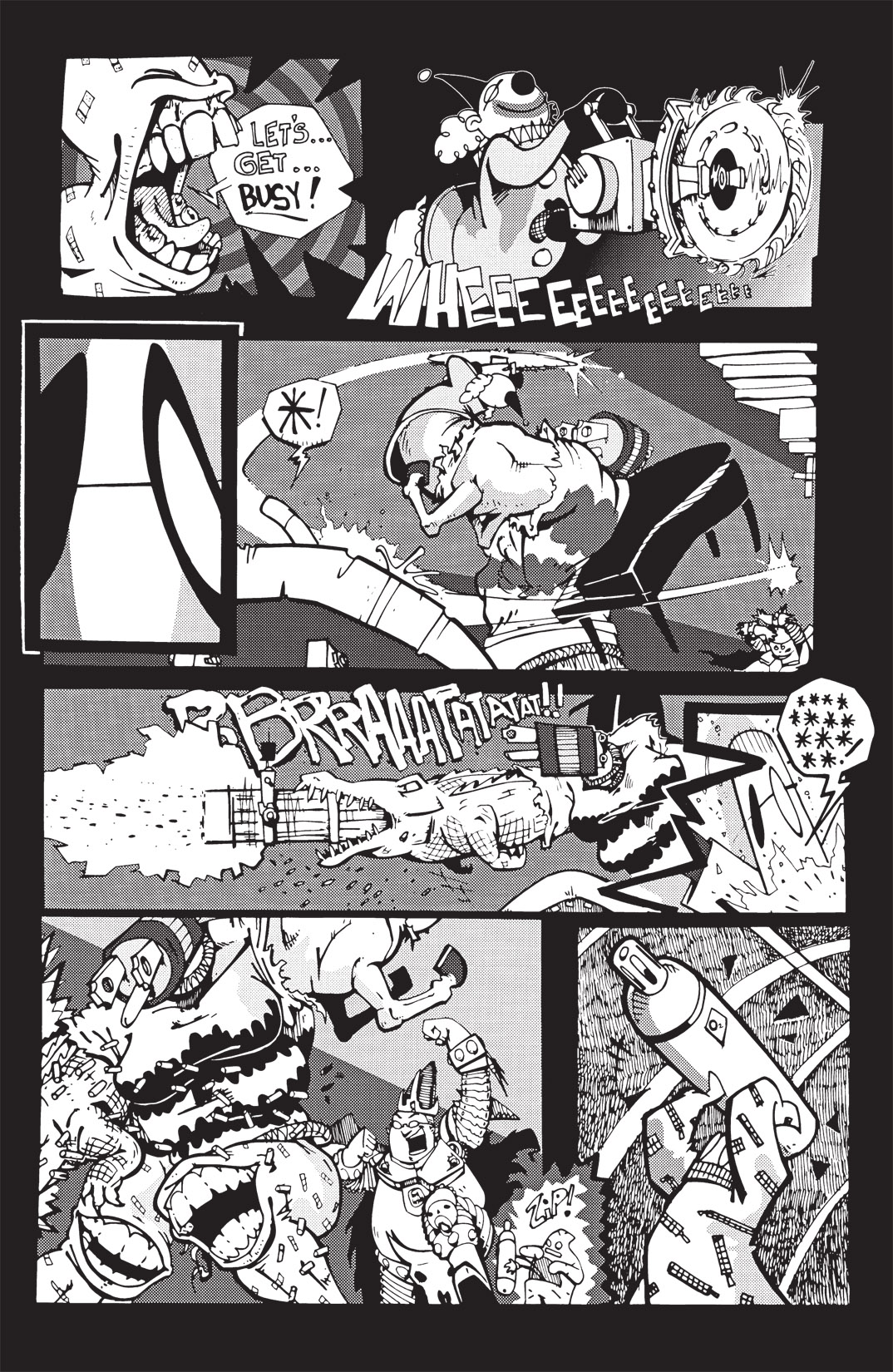 Read online Scud: The Disposable Assassin: The Whole Shebang comic -  Issue # TPB (Part 2) - 227