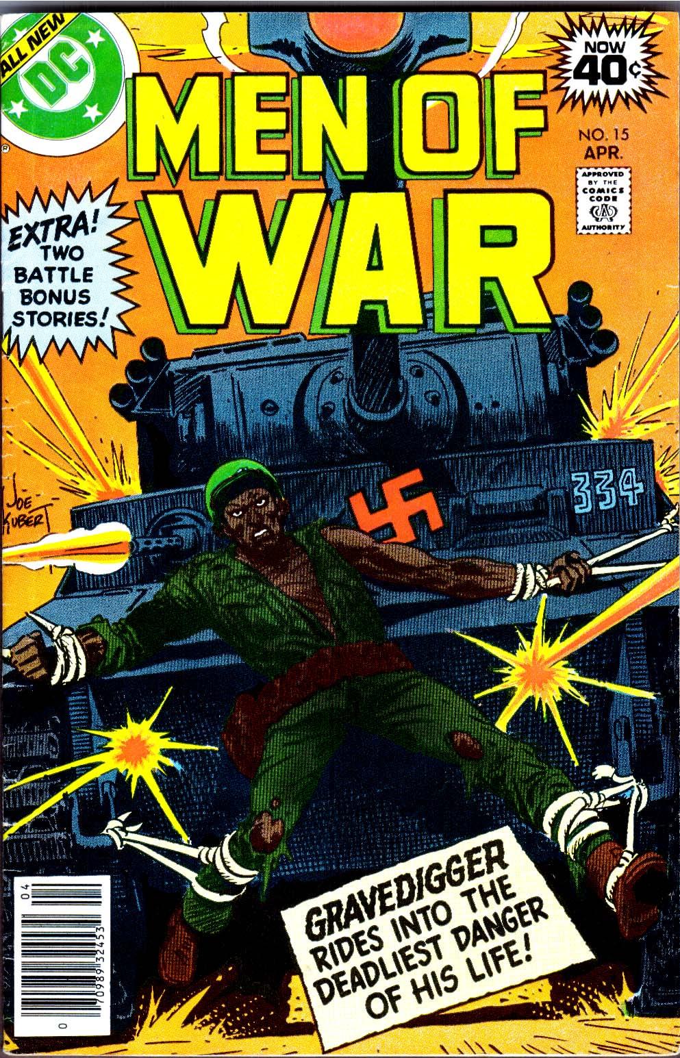 Men of War 15 Page 1