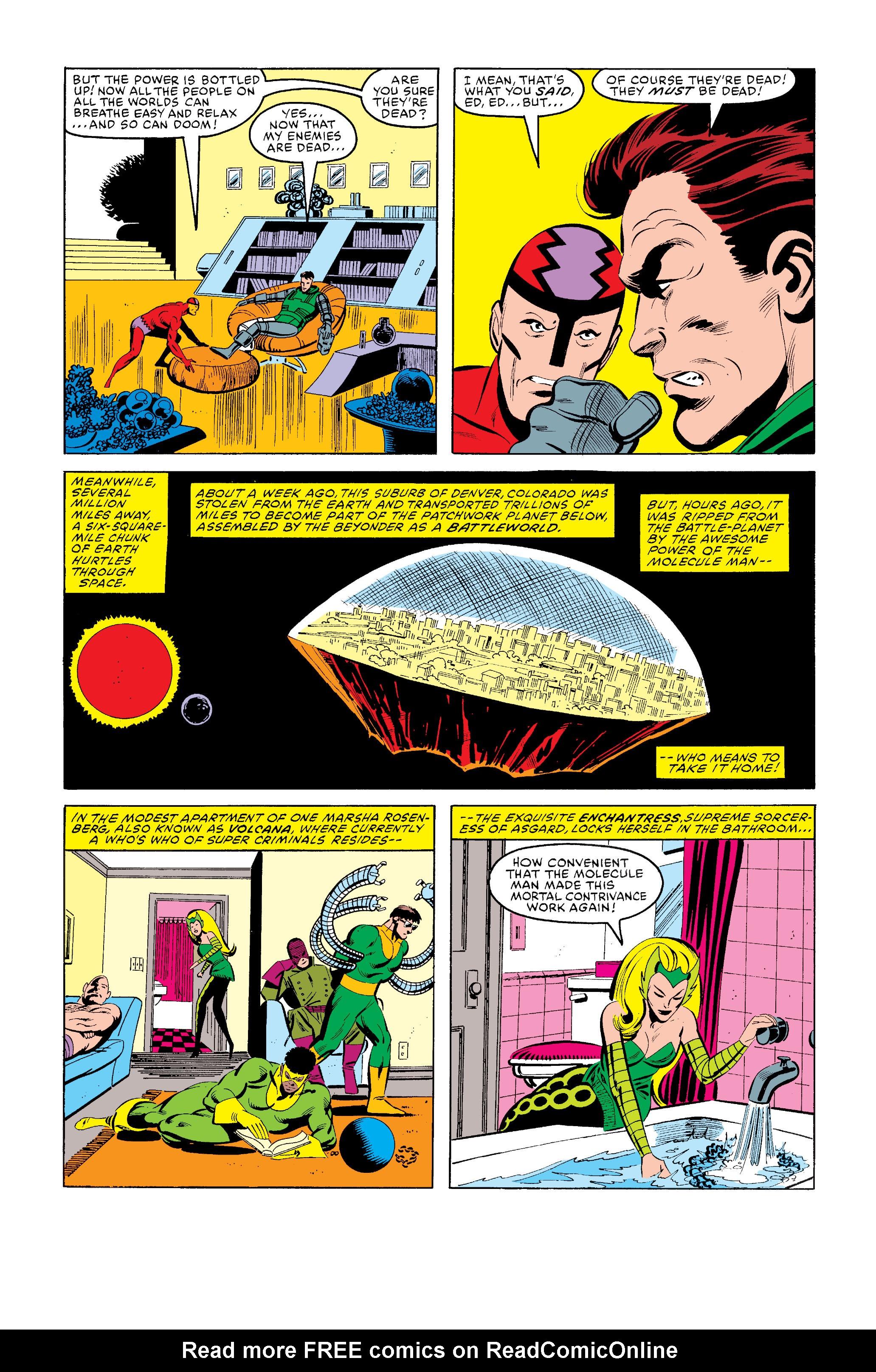 Read online Secret Wars Prelude comic -  Issue # Full - 61