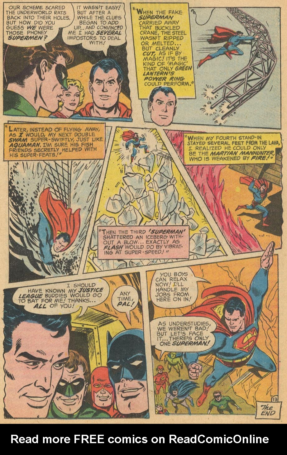 Read online Action Comics (1938) comic -  Issue #366 - 17