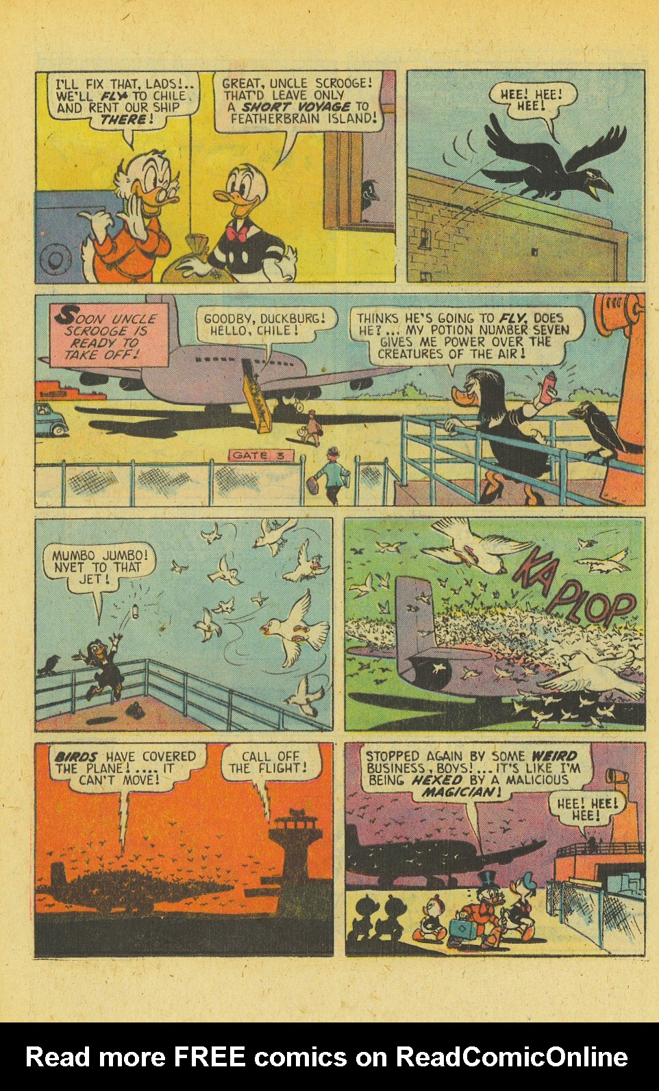 Read online Uncle Scrooge (1953) comic -  Issue #139 - 12