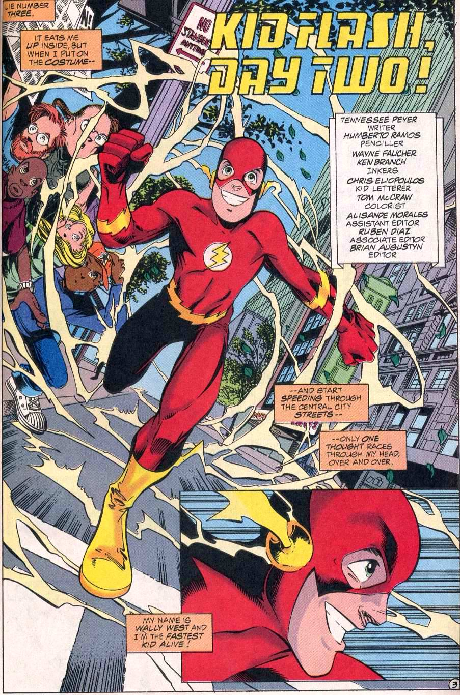 Read online The Flash (1987) comic -  Issue # _Annual 8 - 38