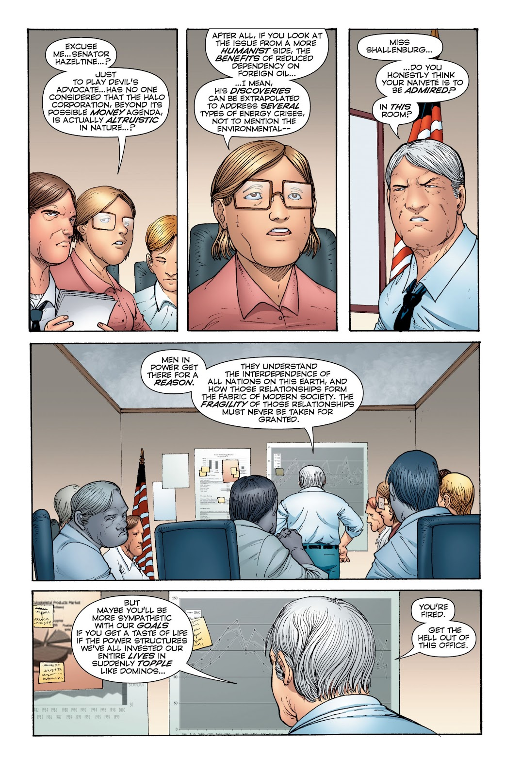 Wildcats Version 3.0 Issue #18 #18 - English 3