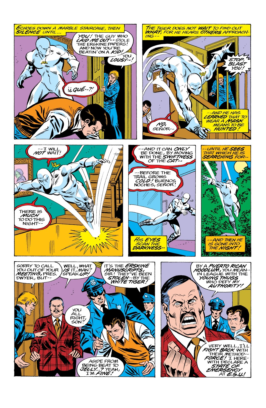 Read online Marvel Masterworks: The Spectacular Spider-Man comic -  Issue # TPB (Part 2) - 48