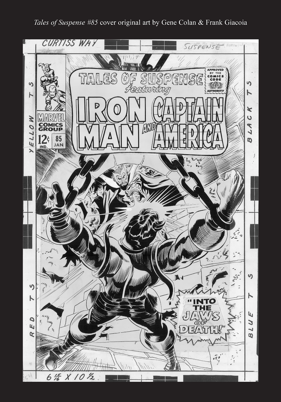 Read online Marvel Masterworks: The Invincible Iron Man comic -  Issue # TPB 4 (Part 3) - 46