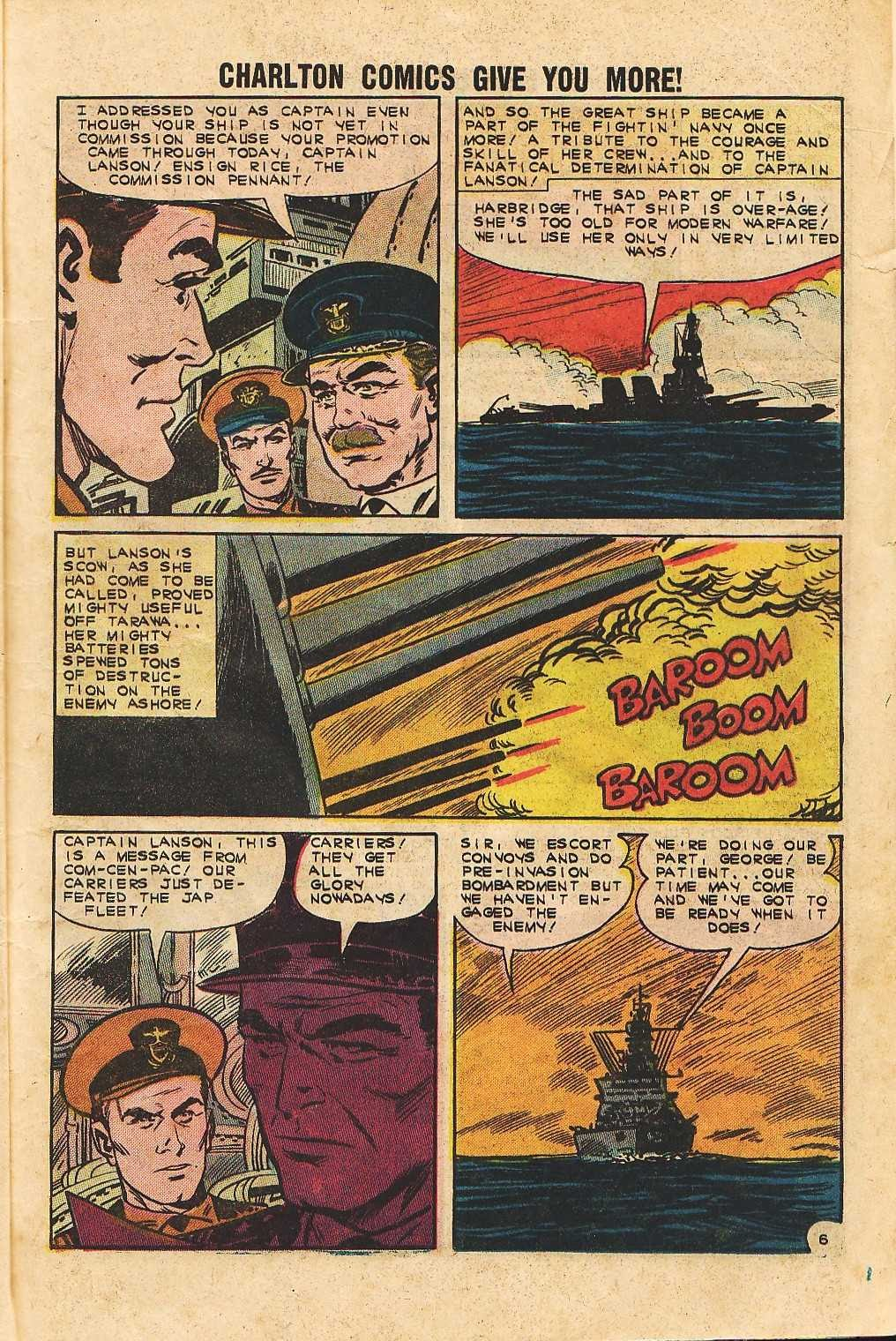 Read online Fightin' Navy comic -  Issue #105 - 9