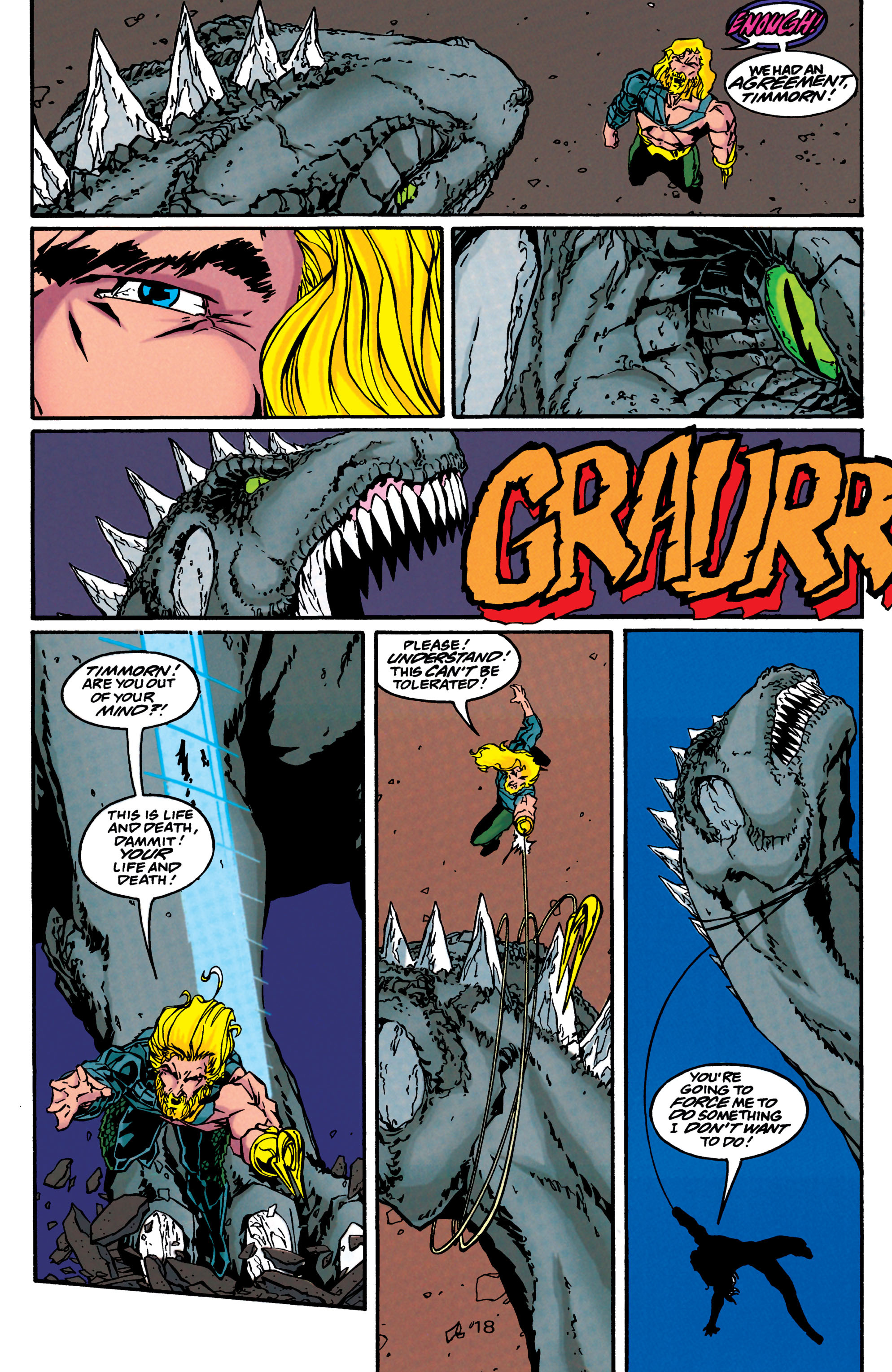 Read online Aquaman (1994) comic -  Issue #44 - 19