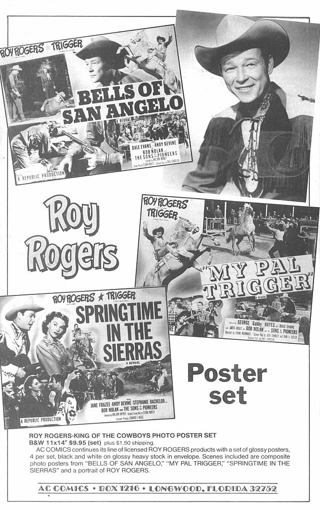 Read online Roy Rogers comic -  Issue #4 - 50