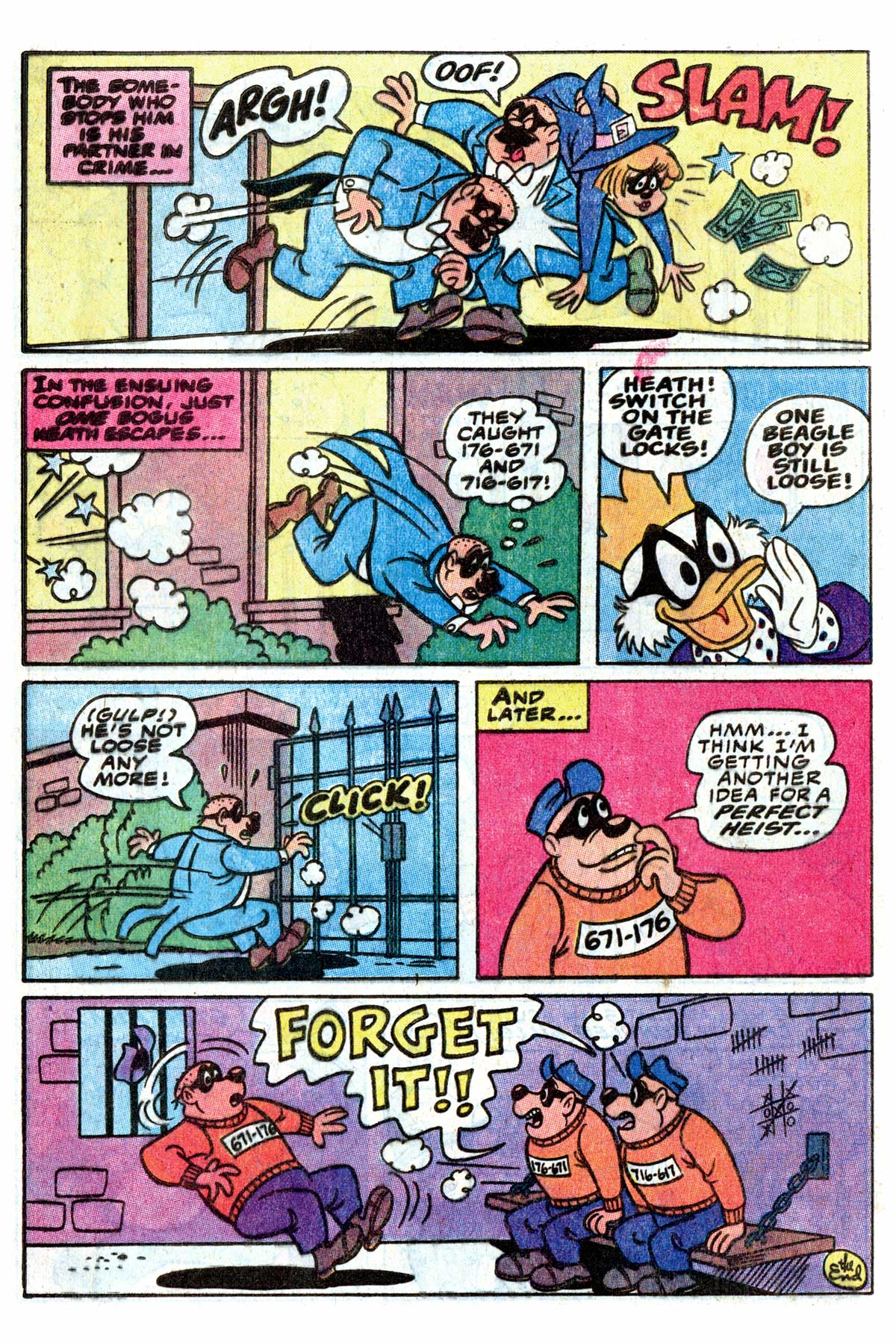 Read online Uncle Scrooge (1953) comic -  Issue #192 - 28