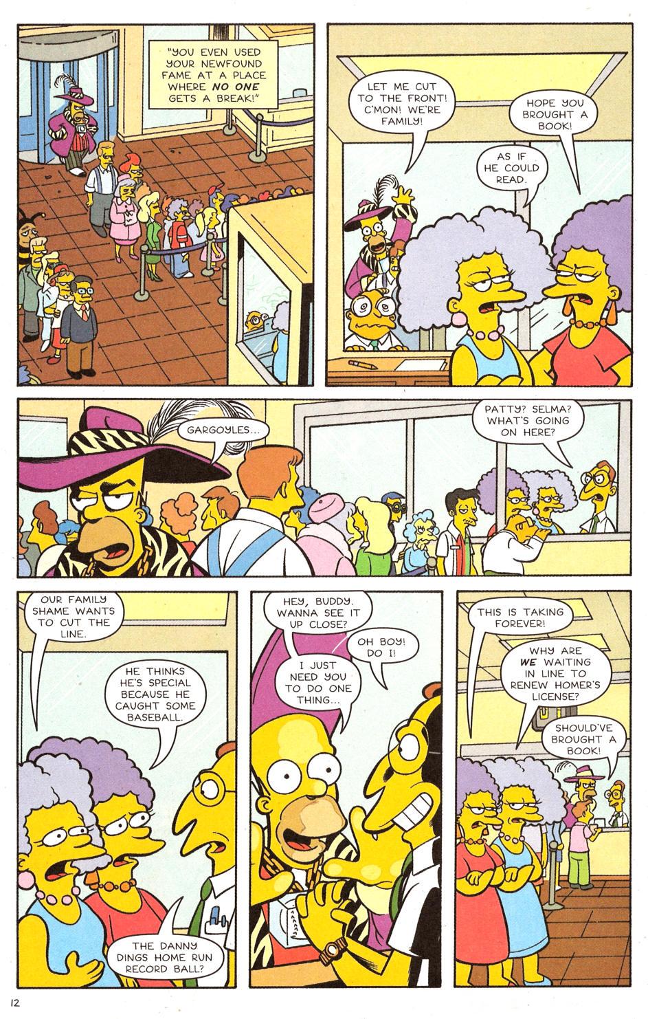 Read online Simpsons Comics comic -  Issue #120 - 10
