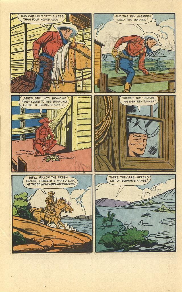 Read online Roy Rogers comic -  Issue #3 - 22