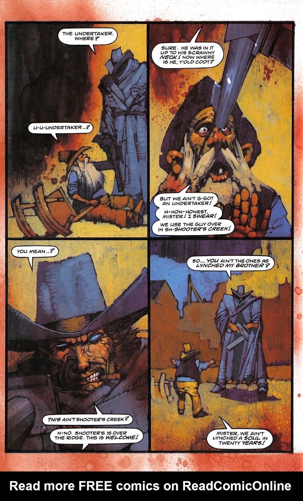 Read online Bisley's Scrapbook comic -  Issue # Full - 32