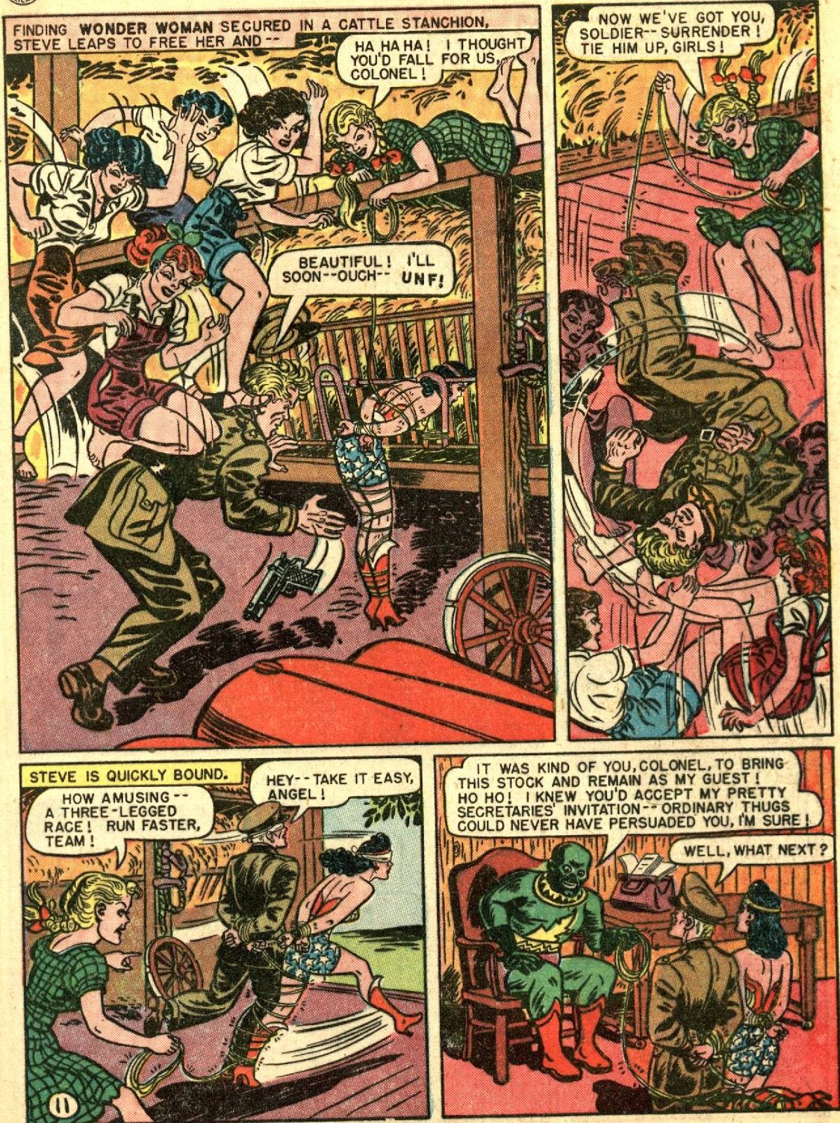 Comic Cavalcade issue 27 - Page 13