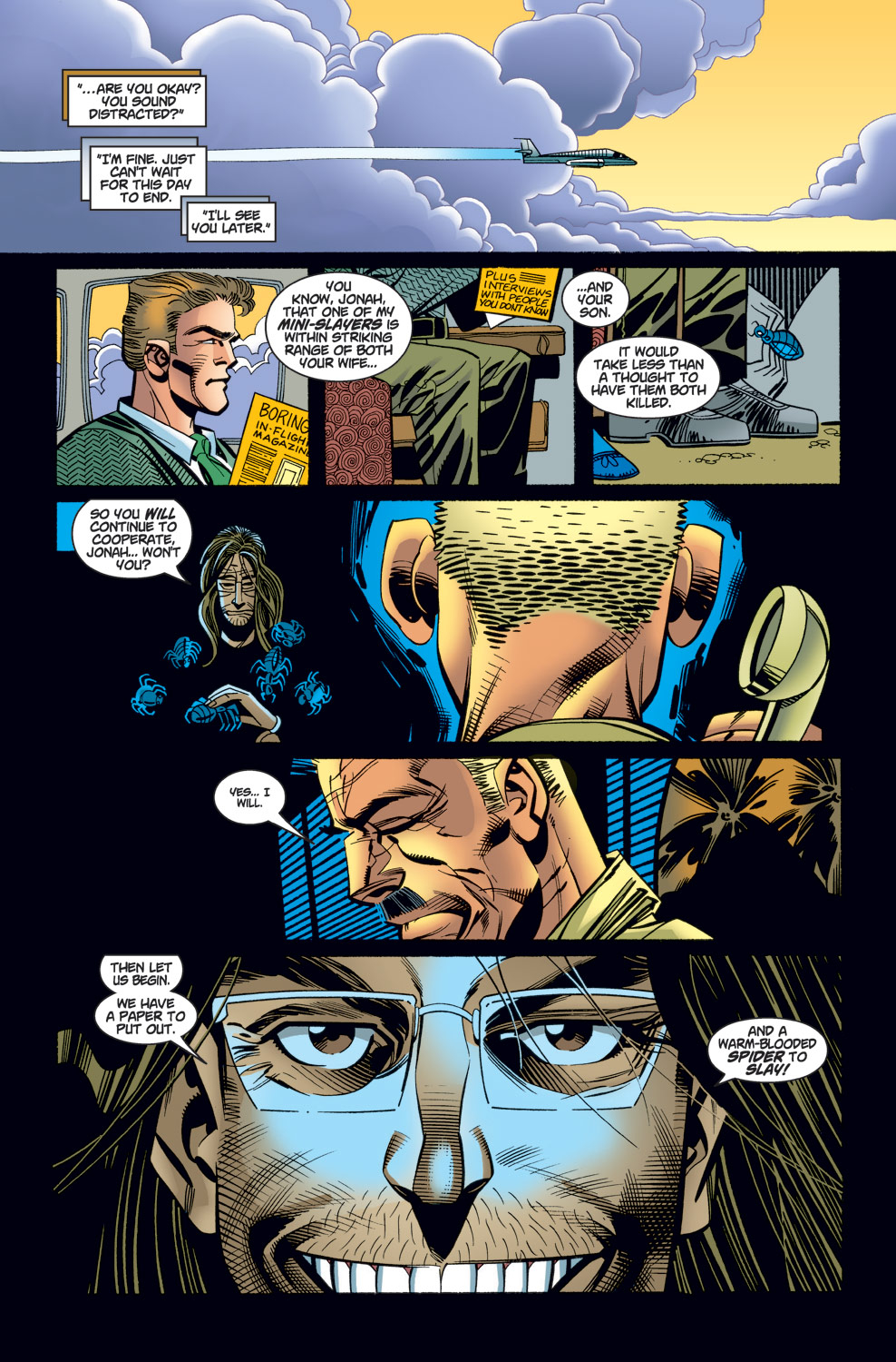 The Amazing Spider-Man (1999) 20 Page 4