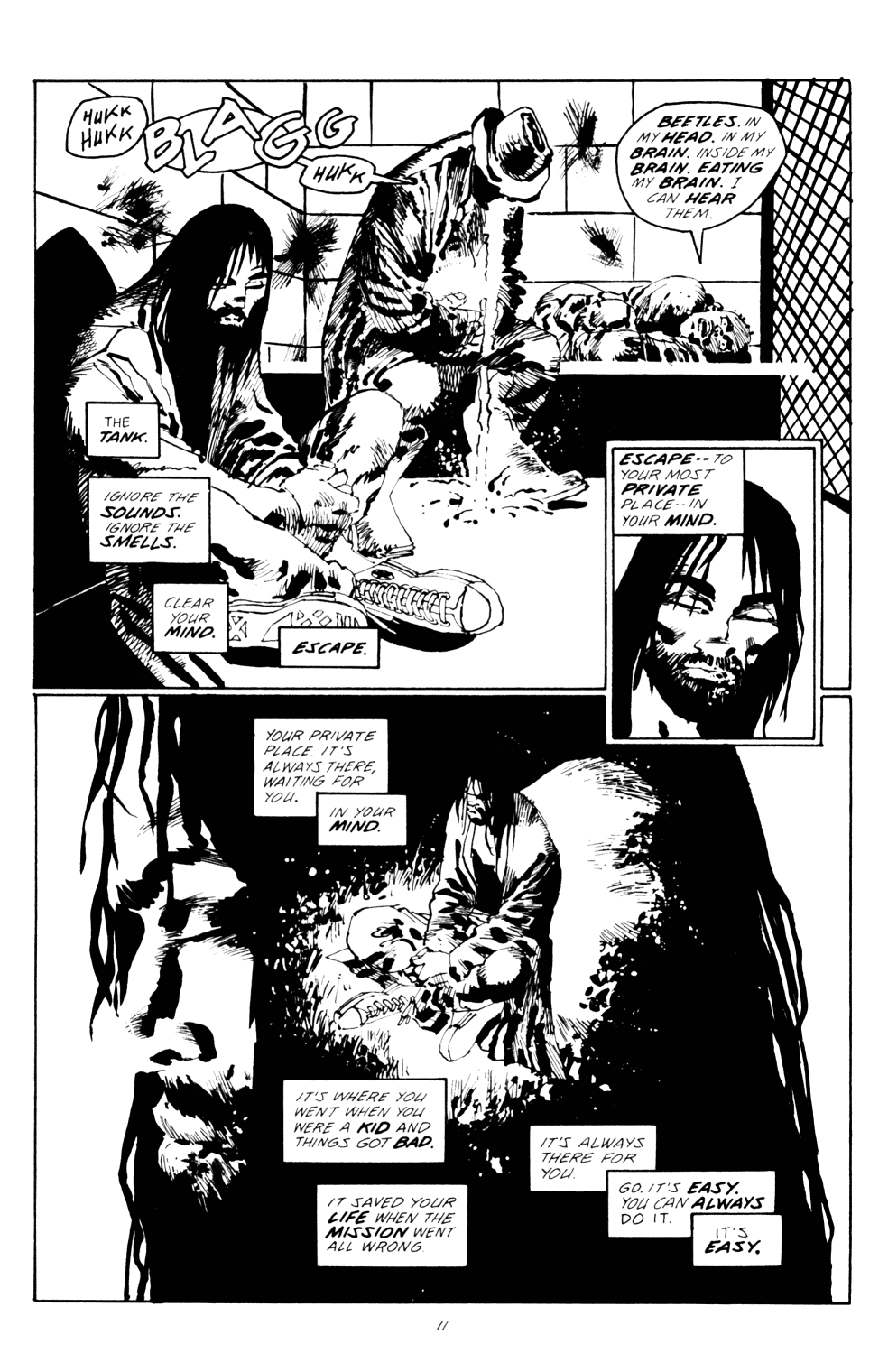 Read online Sin City: Hell and Back comic -  Issue #2 - 12