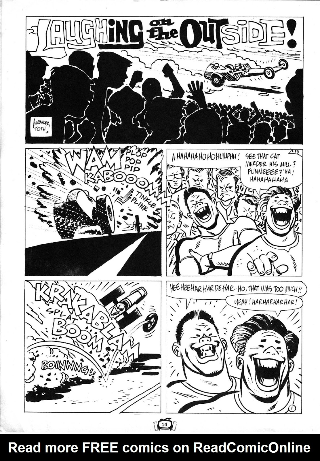 Drag Cartoons issue 7 - Page 14