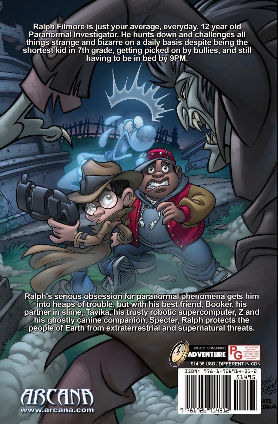 Read online Ralph Filmore comic -  Issue # Full - 108