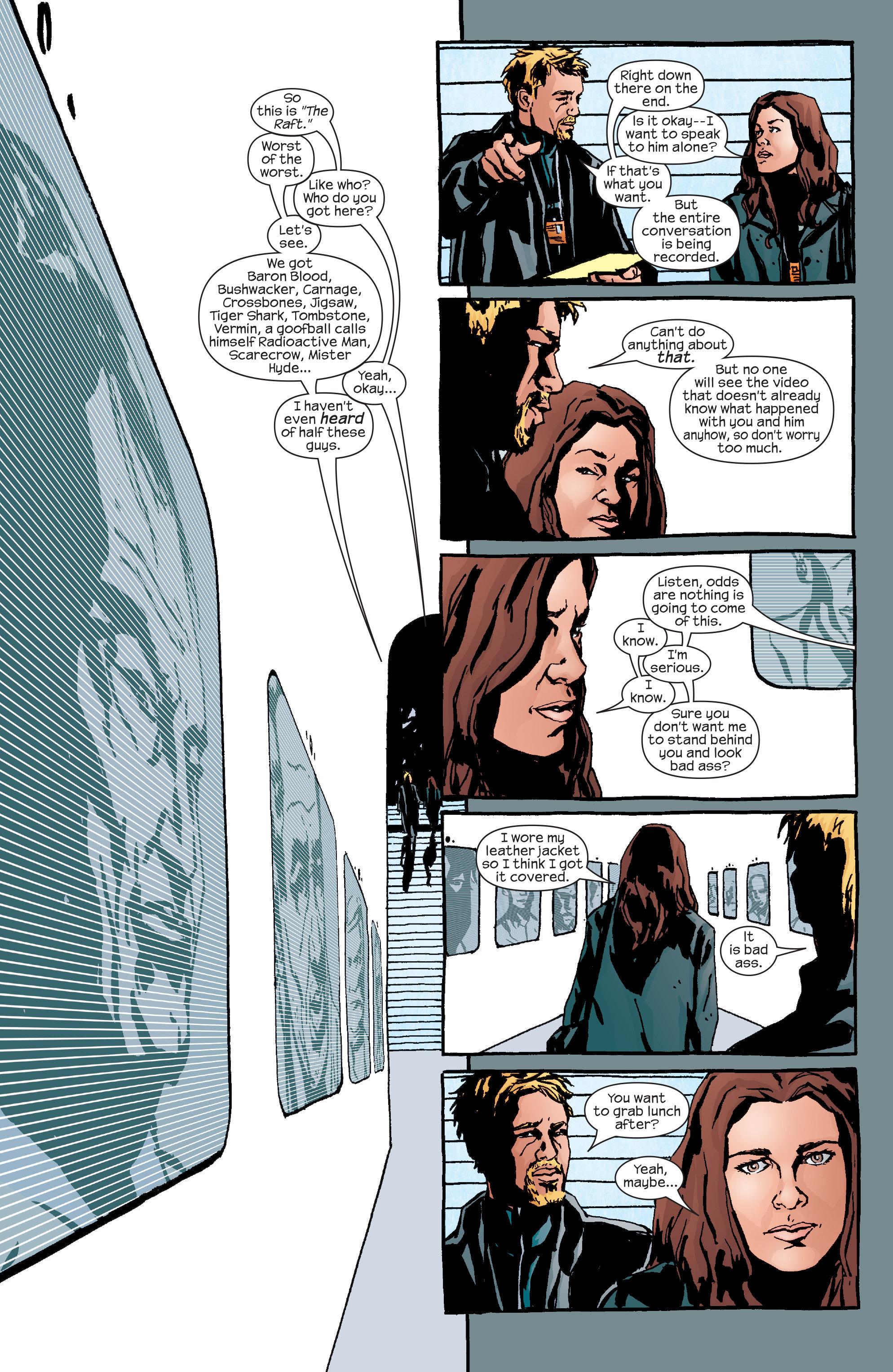 Read online Alias comic -  Issue #26 - 20