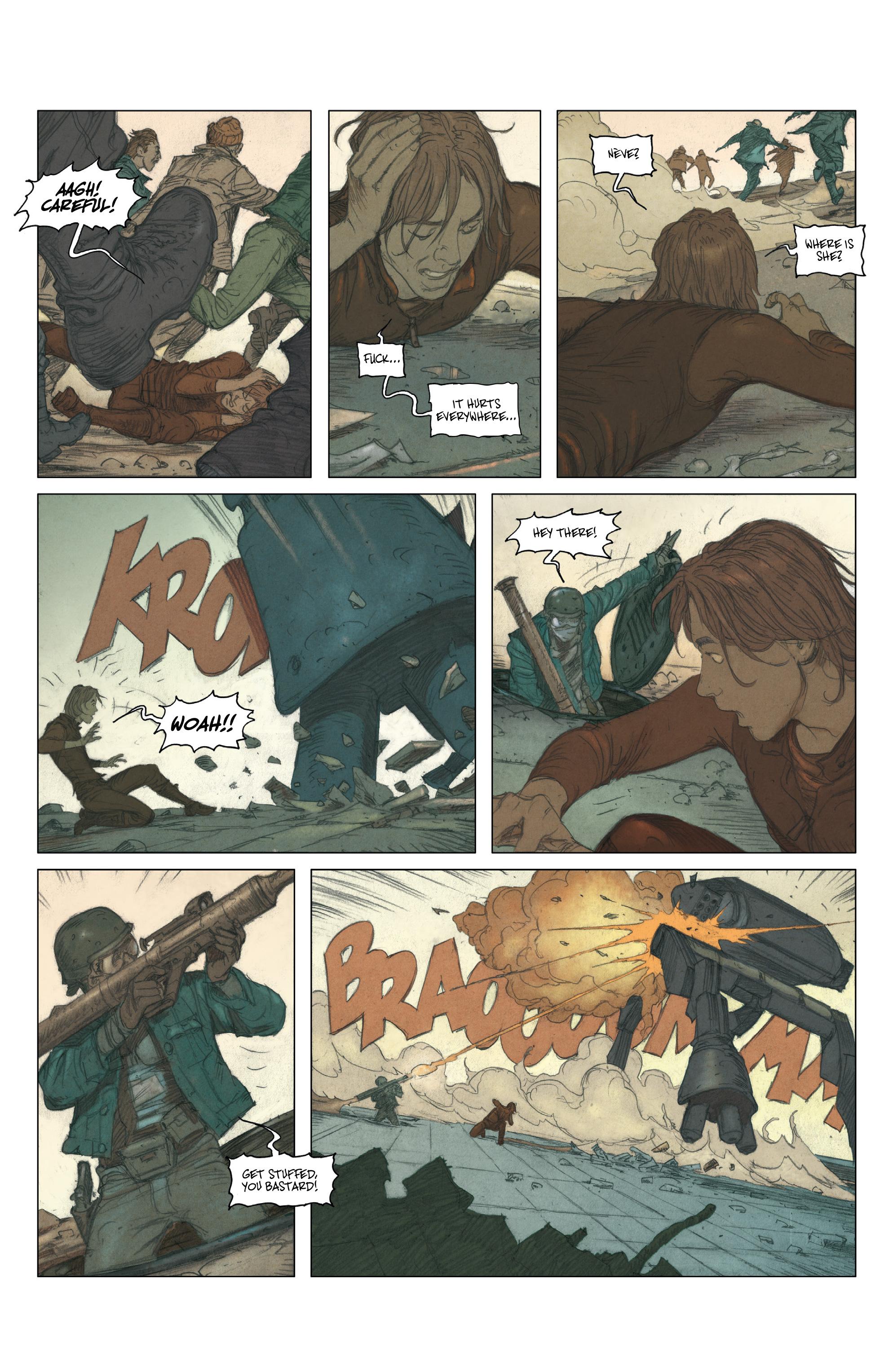 Read online Ab Irato comic -  Issue #2 - 19