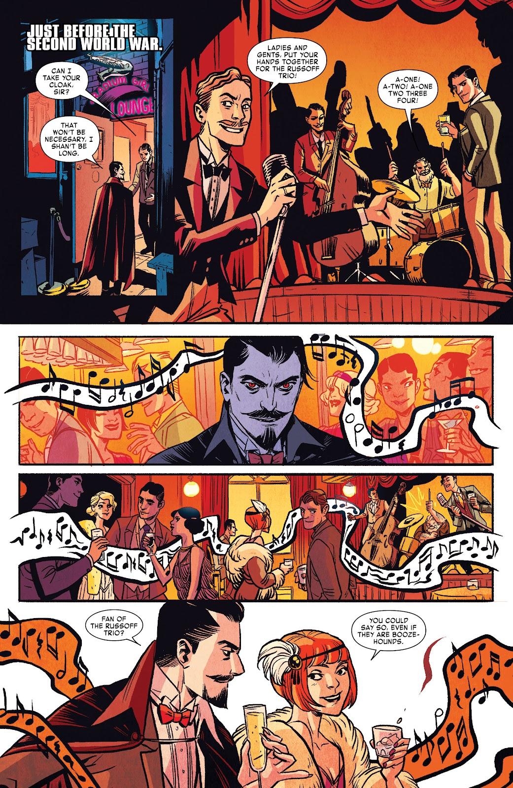 Read online Bizarre Adventures (2019) comic -  Issue # Full - 24