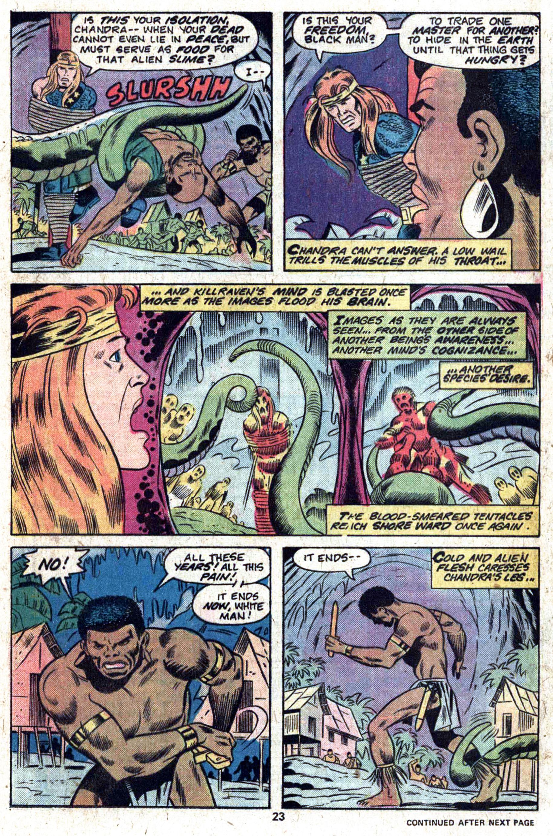 Read online Amazing Adventures (1970) comic -  Issue #33 - 24