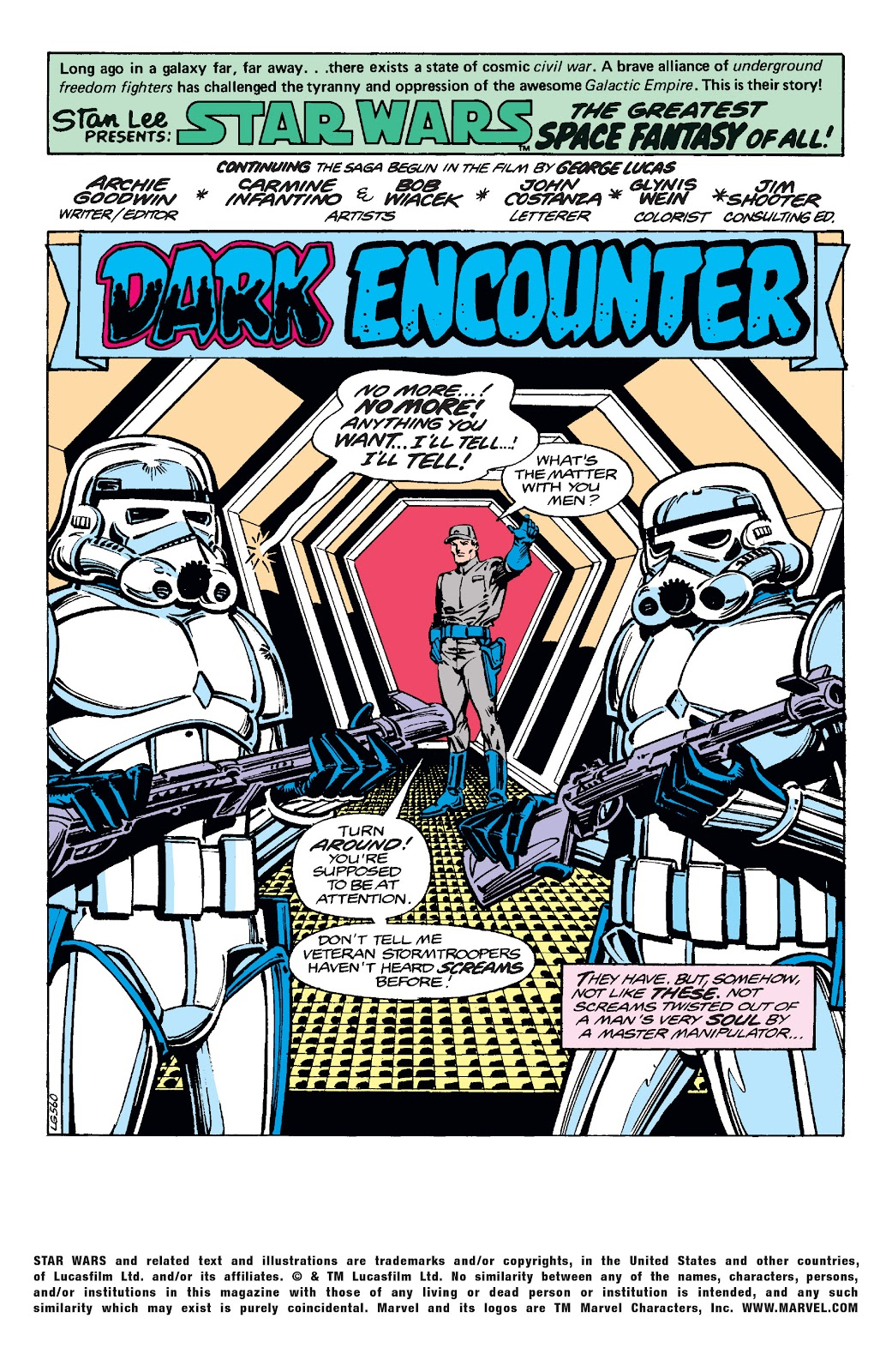 Read online Star Wars Legends: The Original Marvel Years - Epic Collection comic -  Issue # TPB 2 (Part 1) - 97