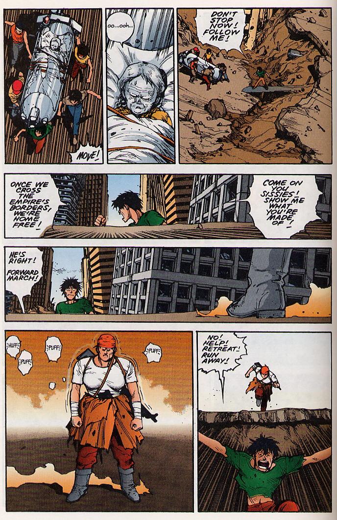 Read online Akira comic -  Issue #19 - 53