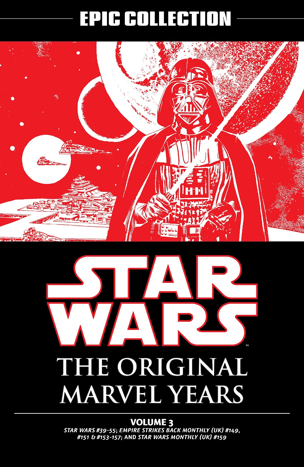 Read online Star Wars Legends: The Original Marvel Years - Epic Collection comic -  Issue # TPB 3 (Part 1) - 2
